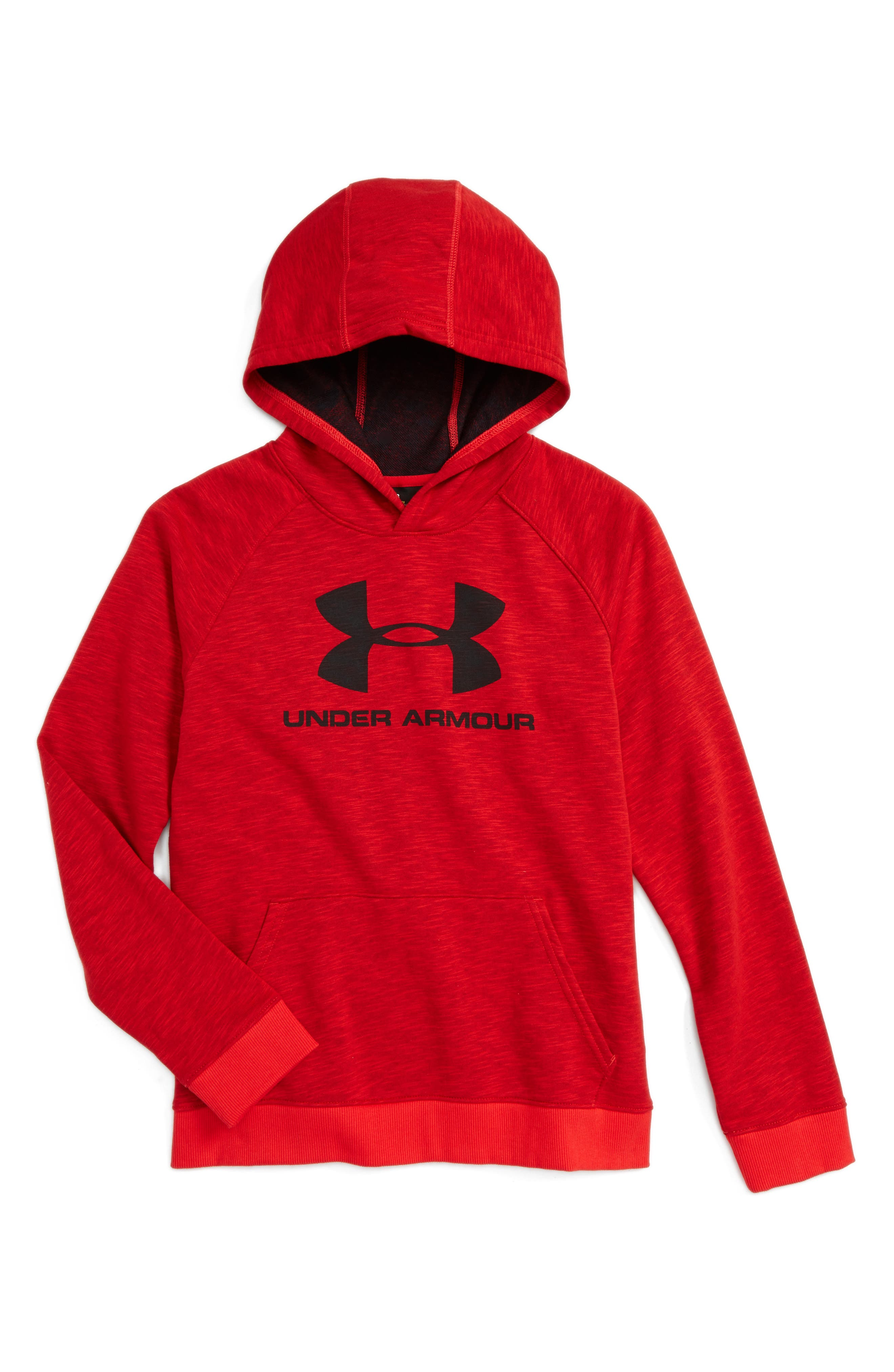 UNDER ARMOUR Sportstyle Logo Pullover Hoodie