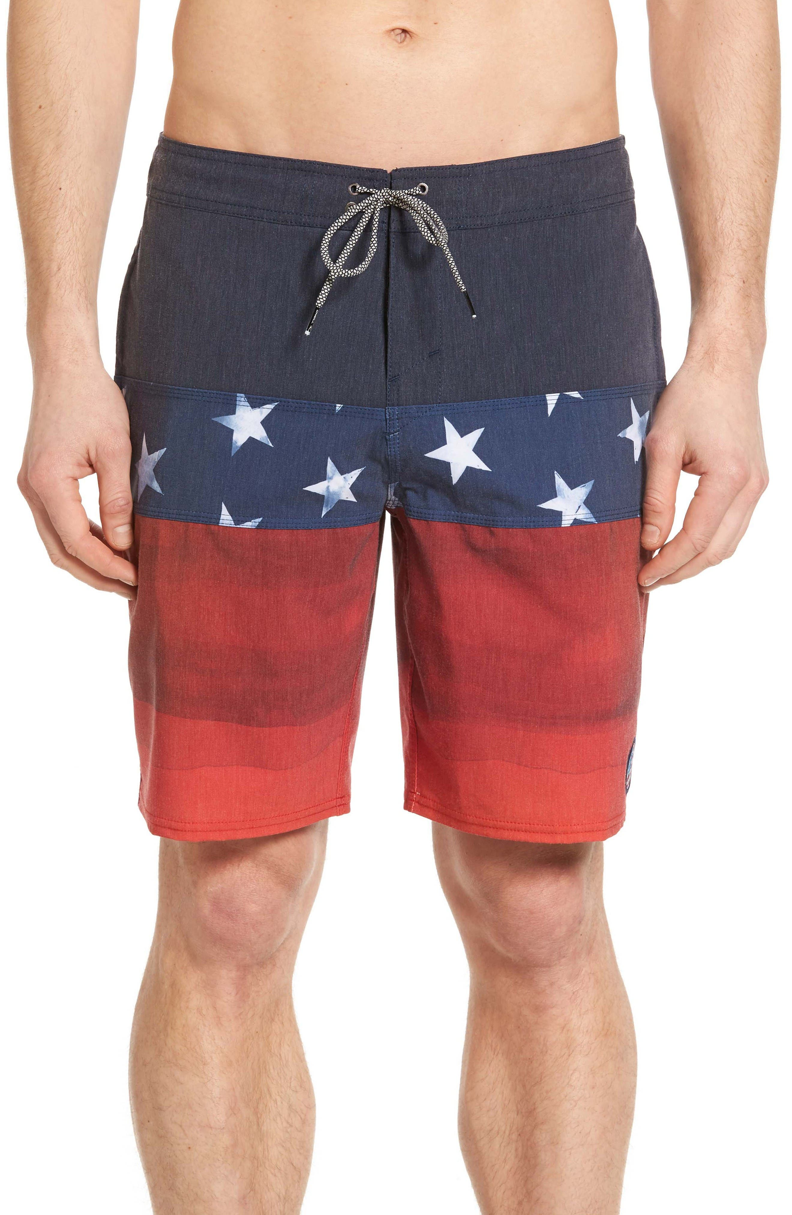 O'Neill Hyperfreak Liberty 24-7 Board Shorts