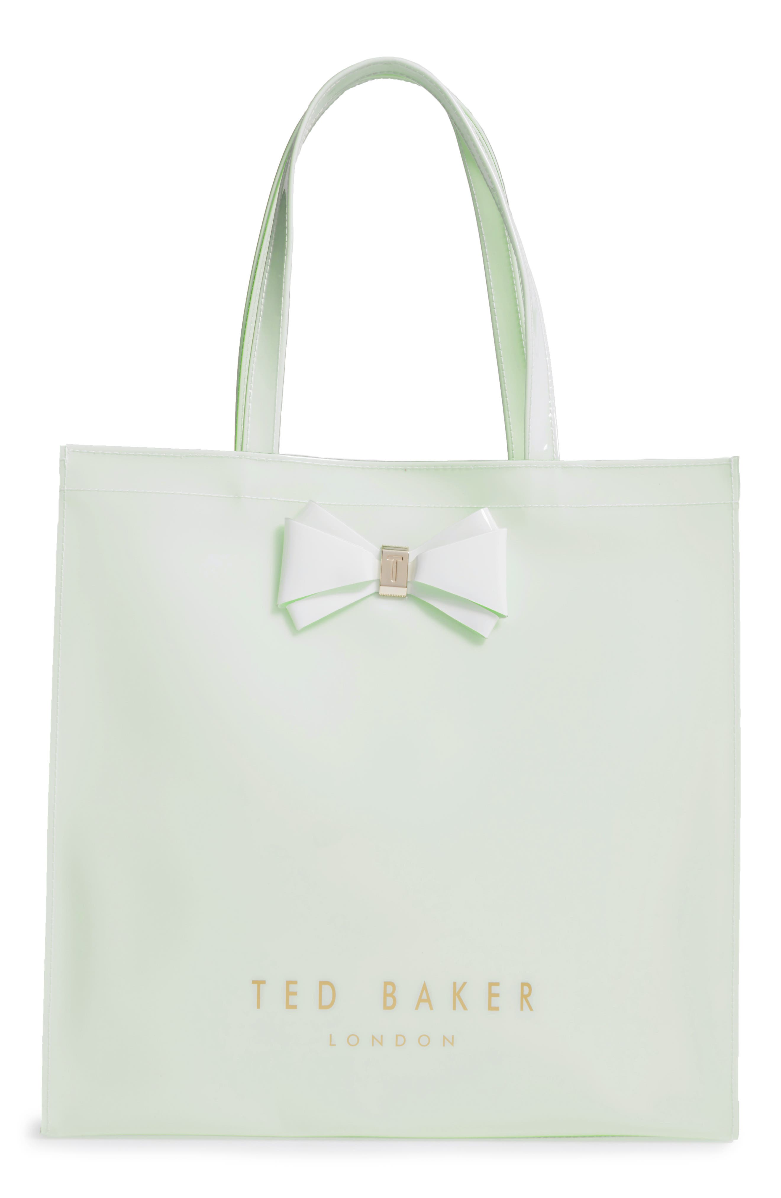 Alternate Image 1 Selected - Ted Baker London Large Icon - Bow Tote