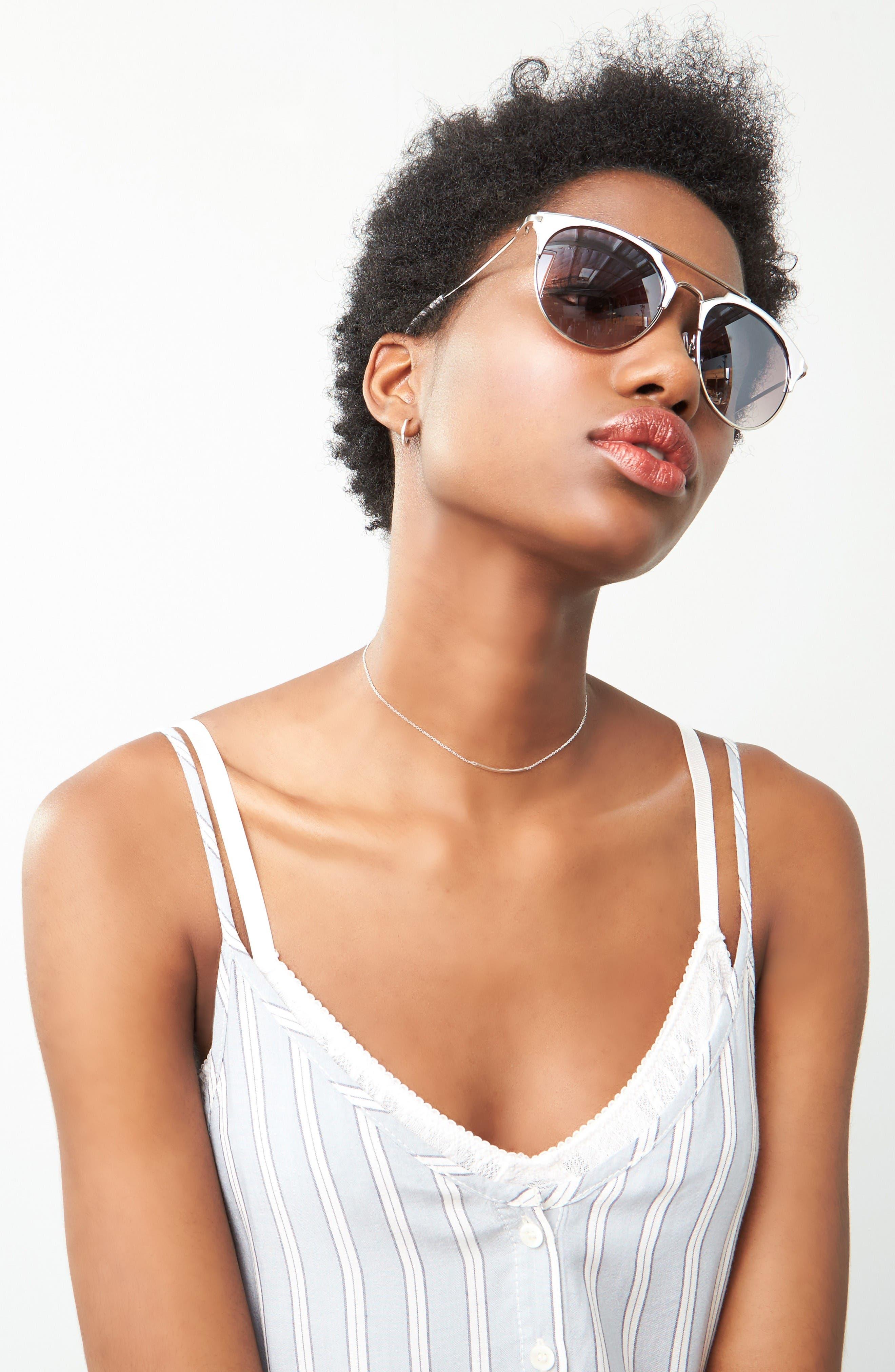 Alternate Image 3  - BP. Retro Sunglasses