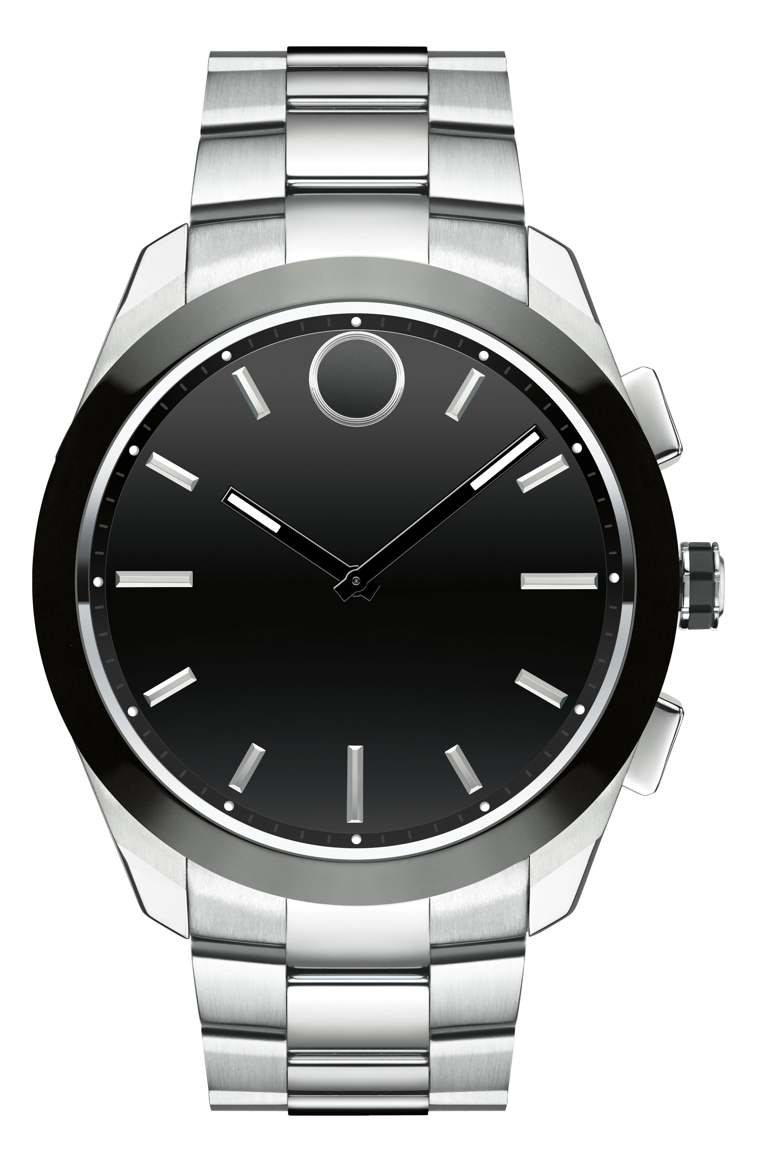 Alternate Image 1 Selected - Movado Bold Connected II Smart Watch, 44mm