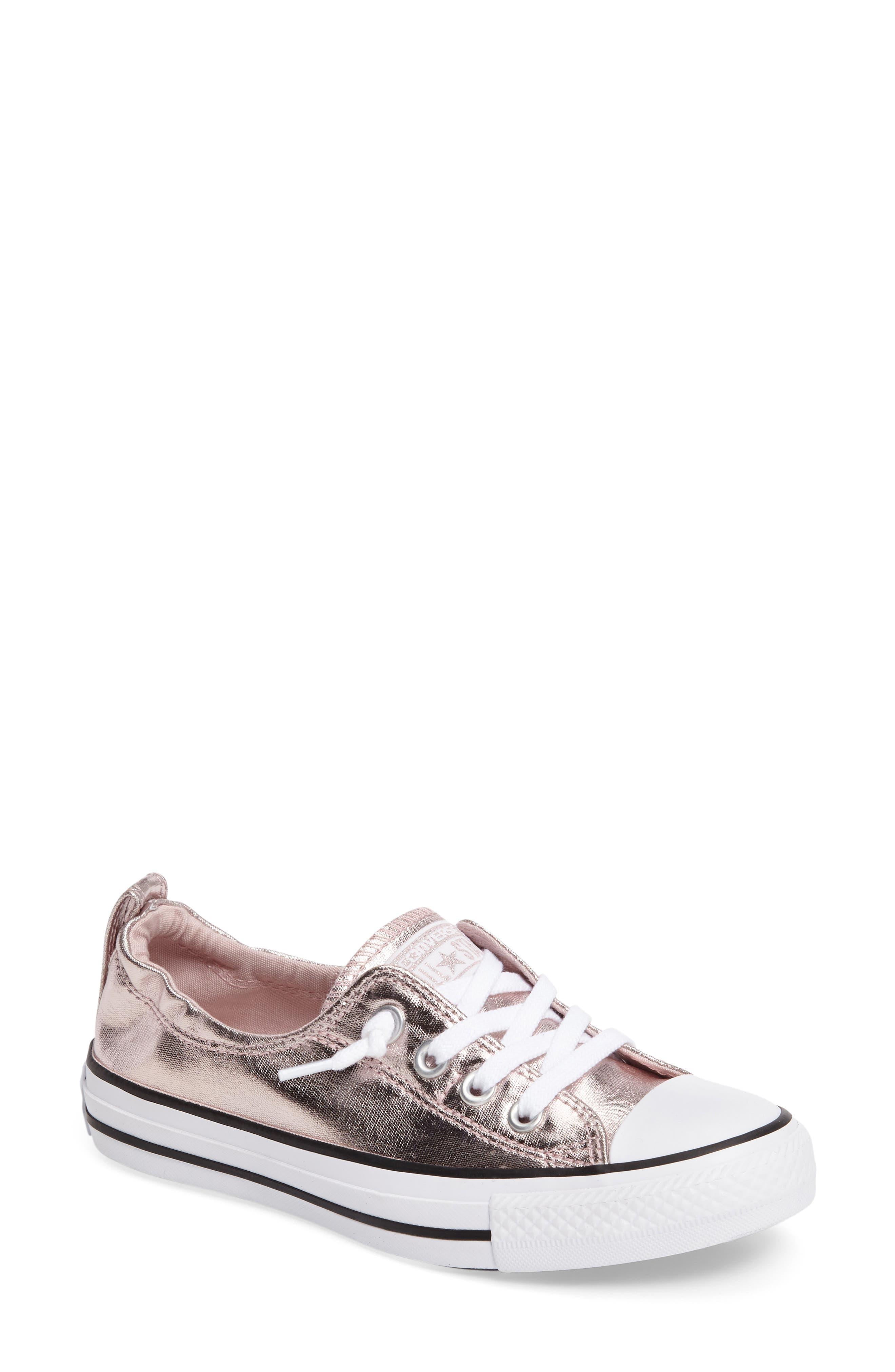 Main Image - Converse Chuck Taylor® All Star® Shoreline Low Top Sneaker (Women)