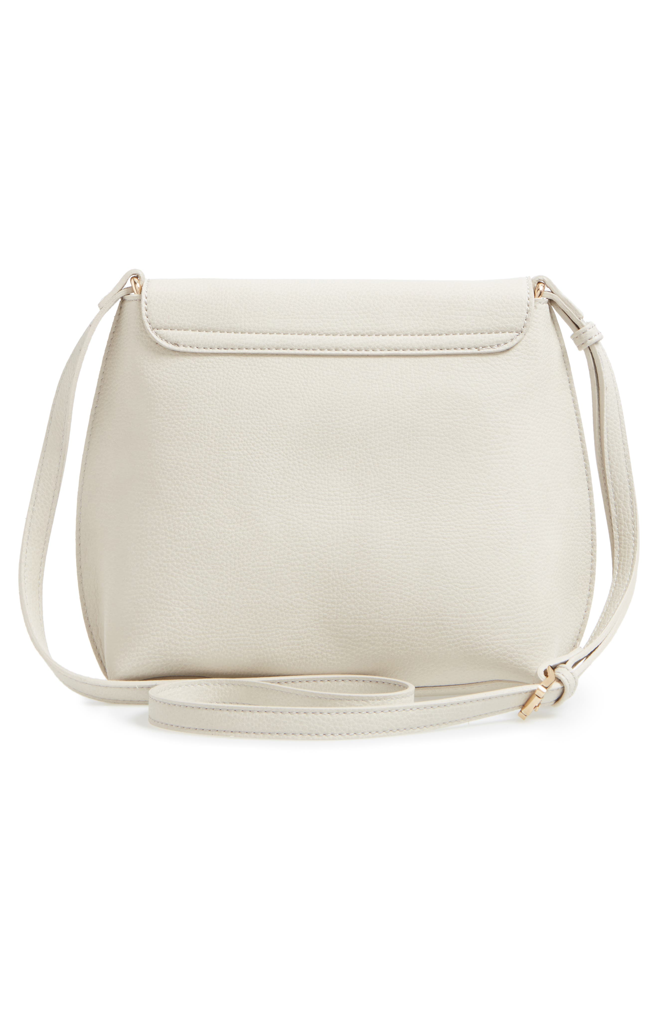 Alternate Image 3  - Sole Society Tassel Faux Leather Crossbody Bag