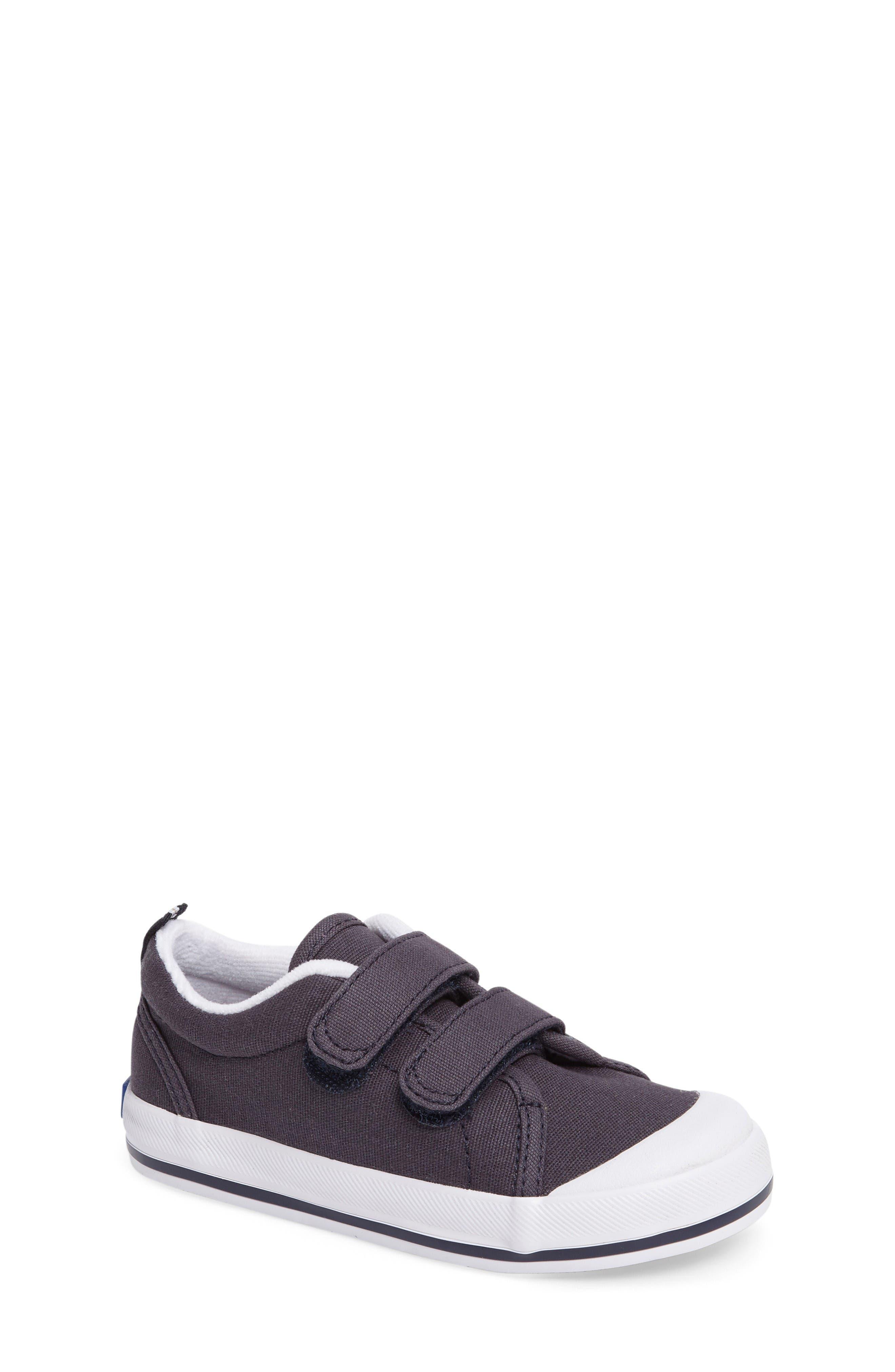 Keds® 'Graham' Hook & Loop Sneaker (Baby, Walker & Toddler)