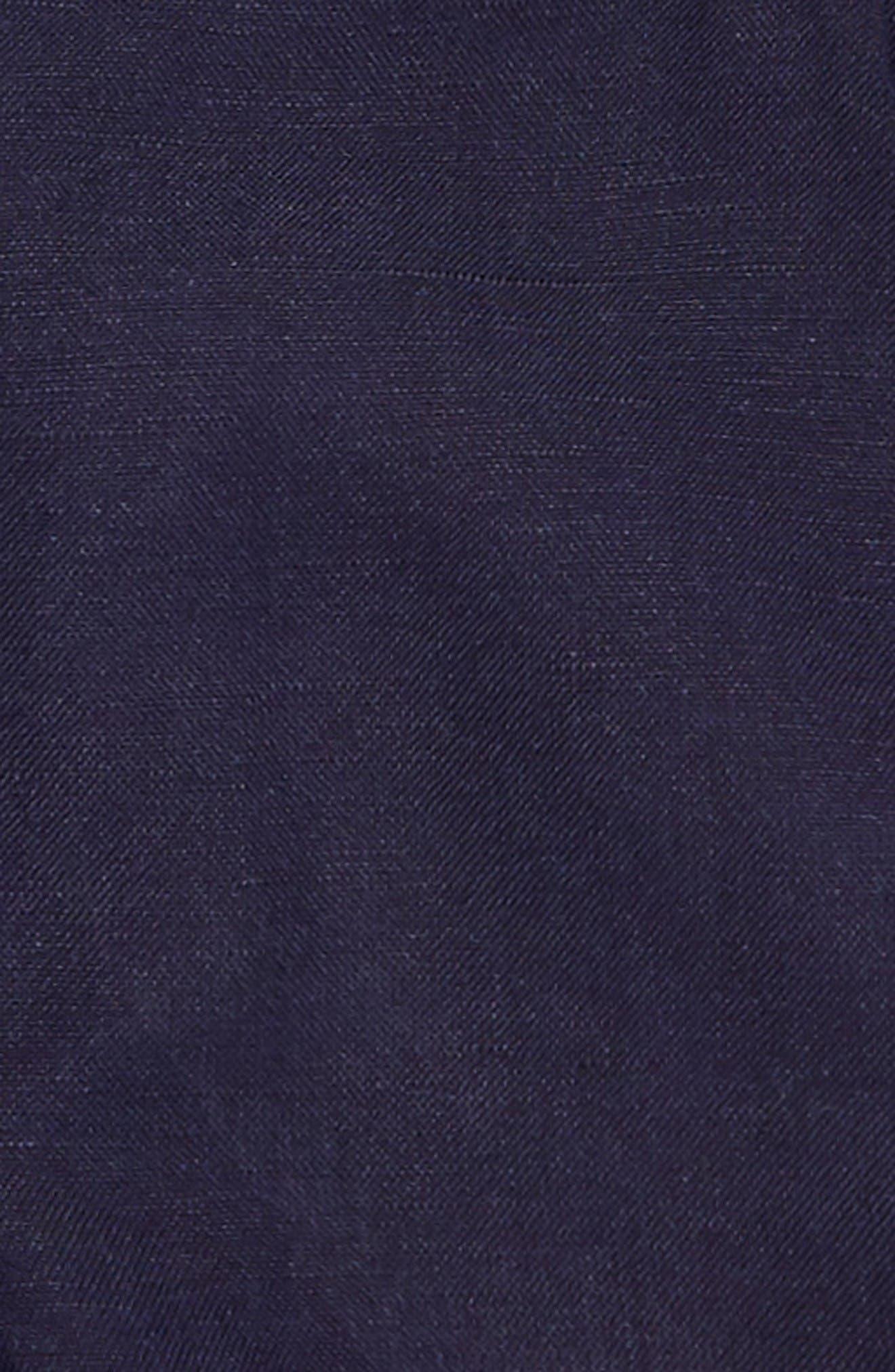 Alternate Image 2  - Bardot Junior Linen Blend Short Overalls (Baby Boys & Toddler Boys)