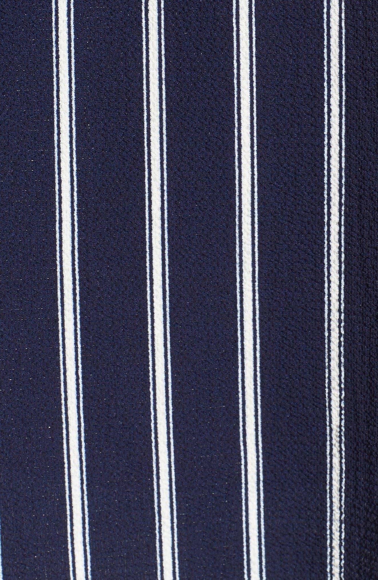 Alternate Image 5  - BP. One-Shoulder Ruffle Top