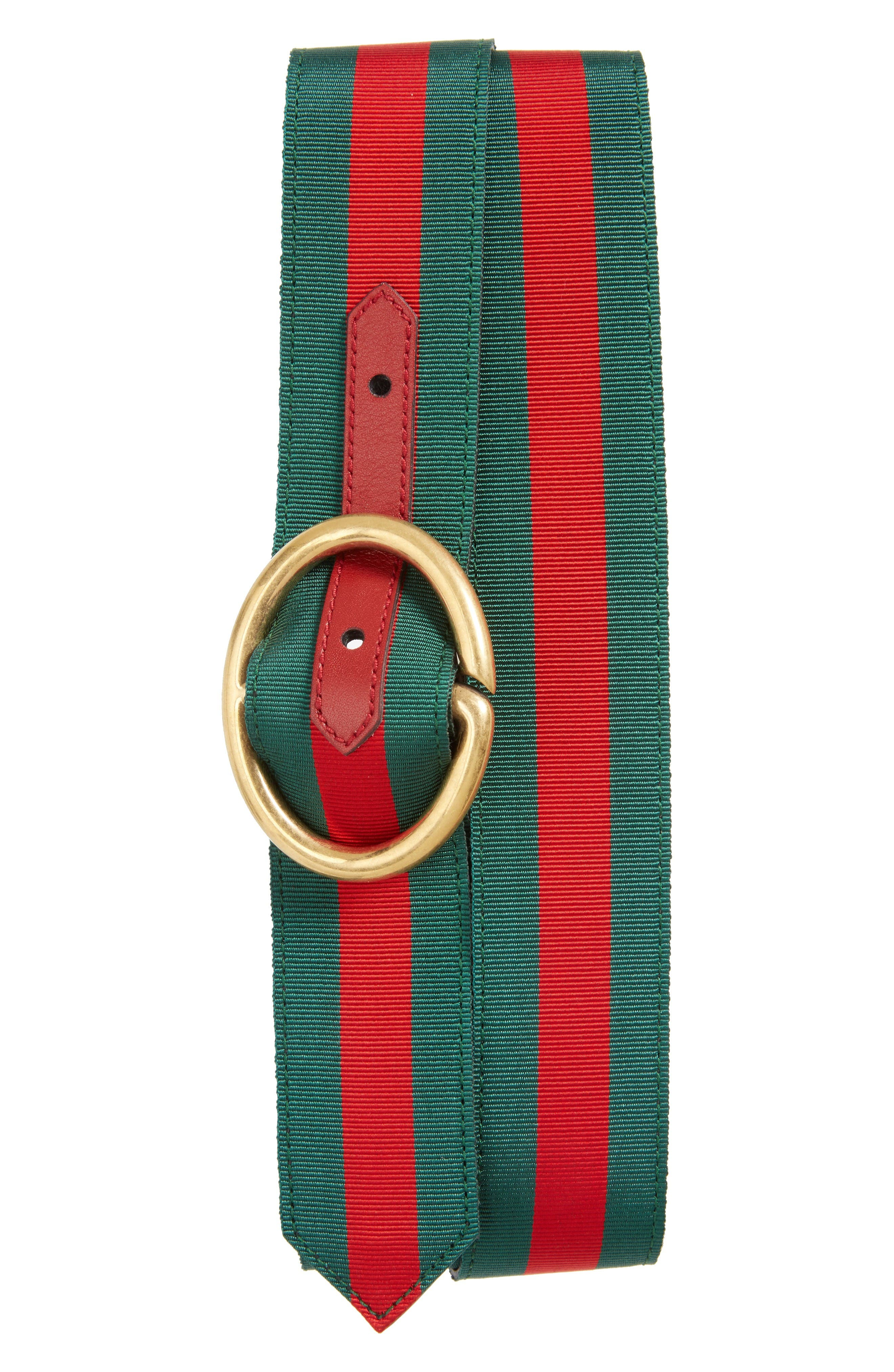 Gucci Slider Belt