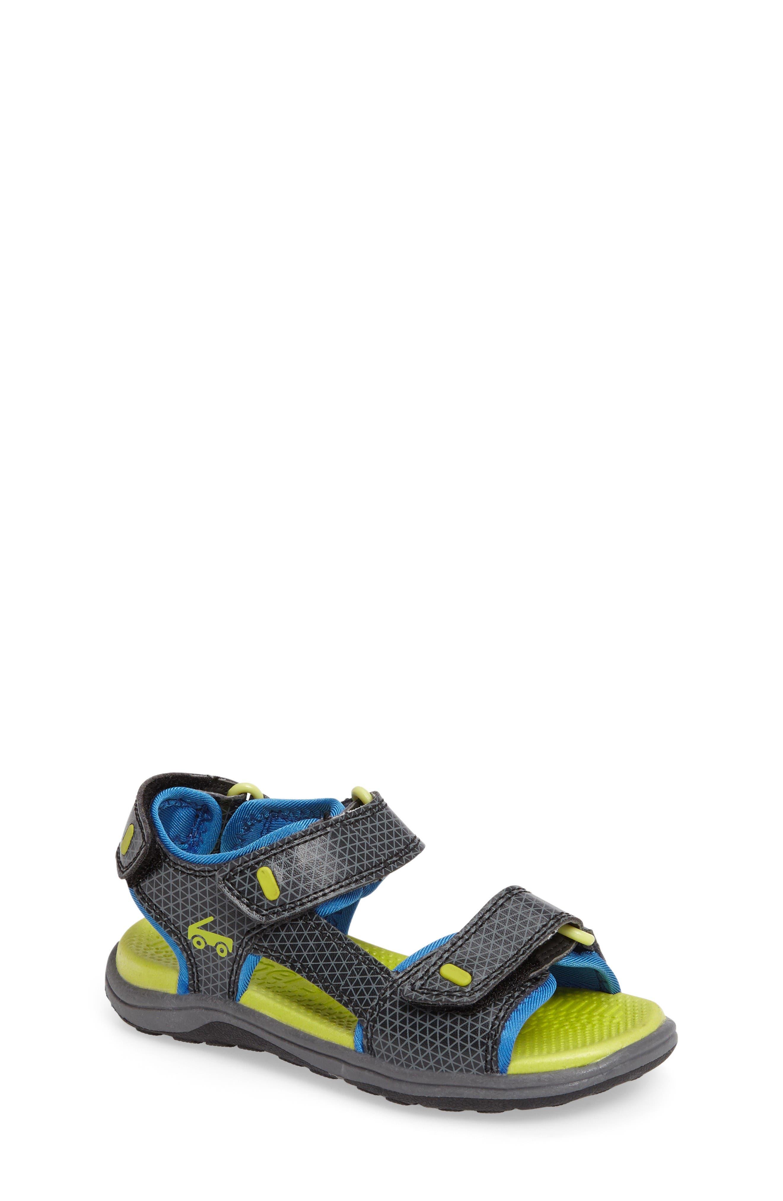 See Kai Run Jetty II Water Sandal (Baby, Walker, Toddler & Little Kid)