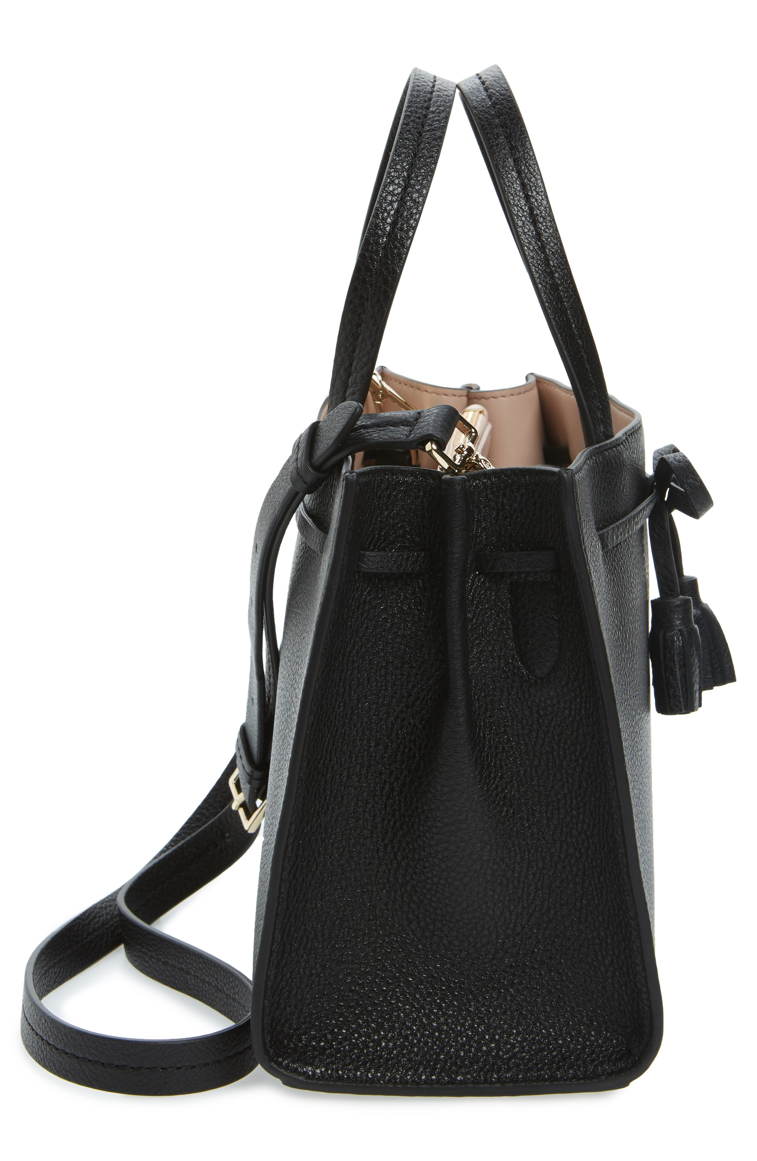 Alternate Image 5  - kate spade new york hayes street small isobel leather satchel