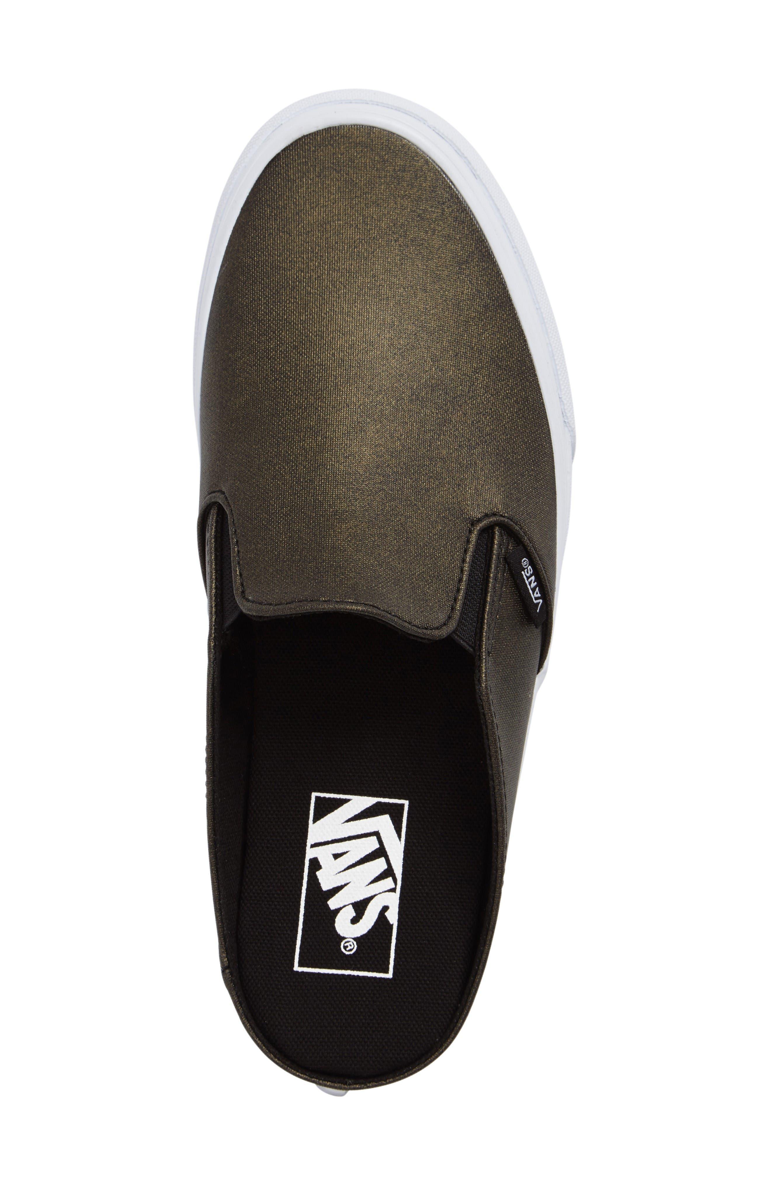 Alternate Image 3  - Vans 'Classic' Slip-On Sneaker Mule (Women)