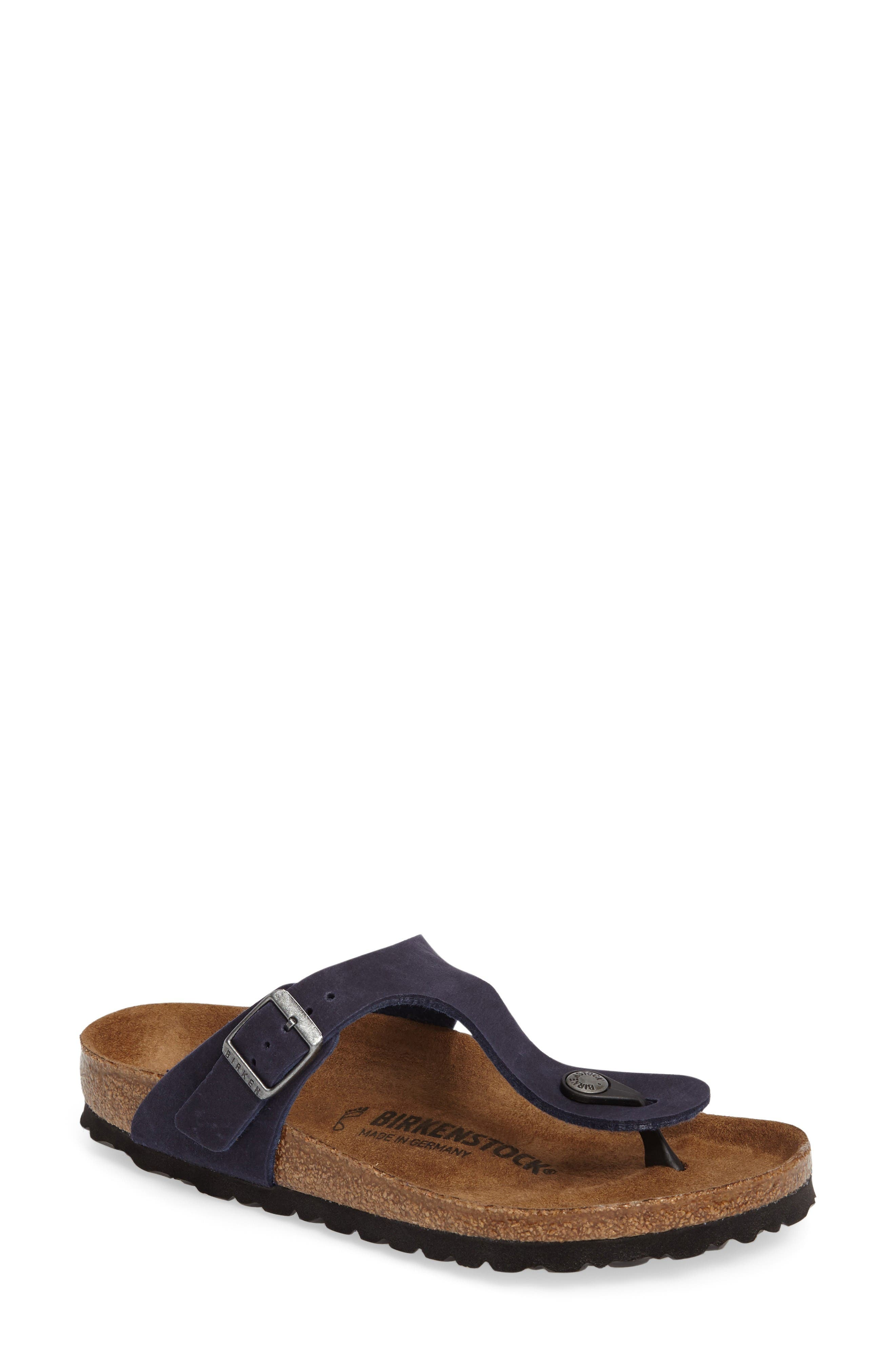 Alternate Image 1 Selected - Birkenstock Gizeh Flip Flop (Women)