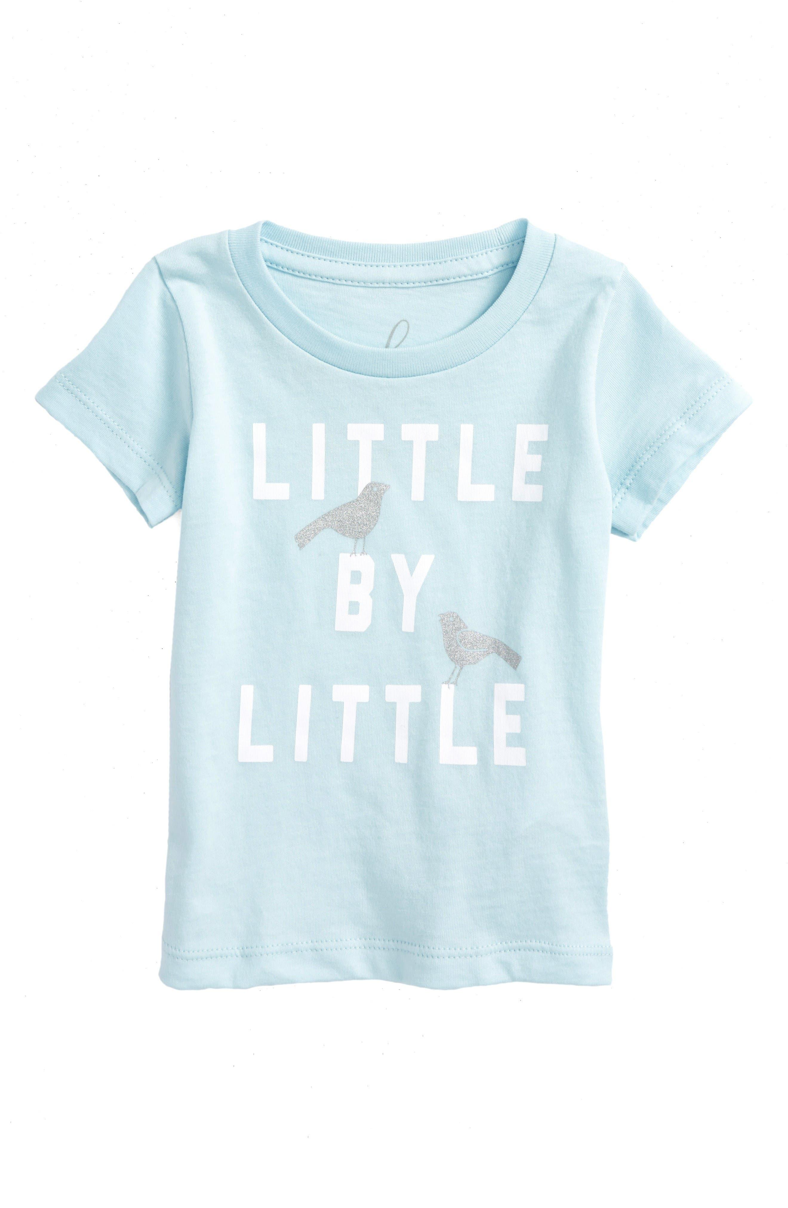 PEEK ESSENTIALS Peek Little By Little Graphic T-Shirt