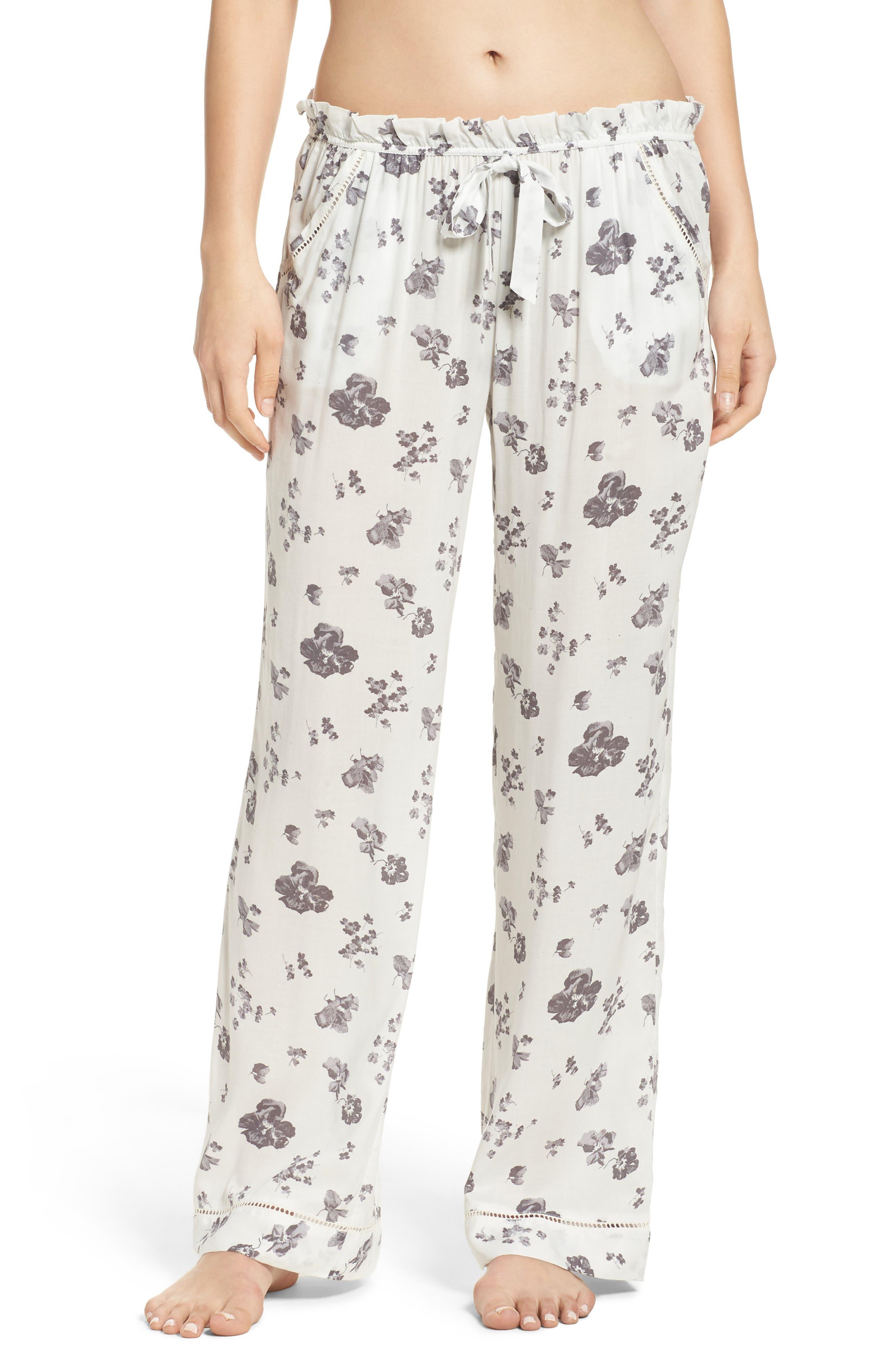 NORDSTROM LINGERIE Sweet Dreams Pajama Pants
