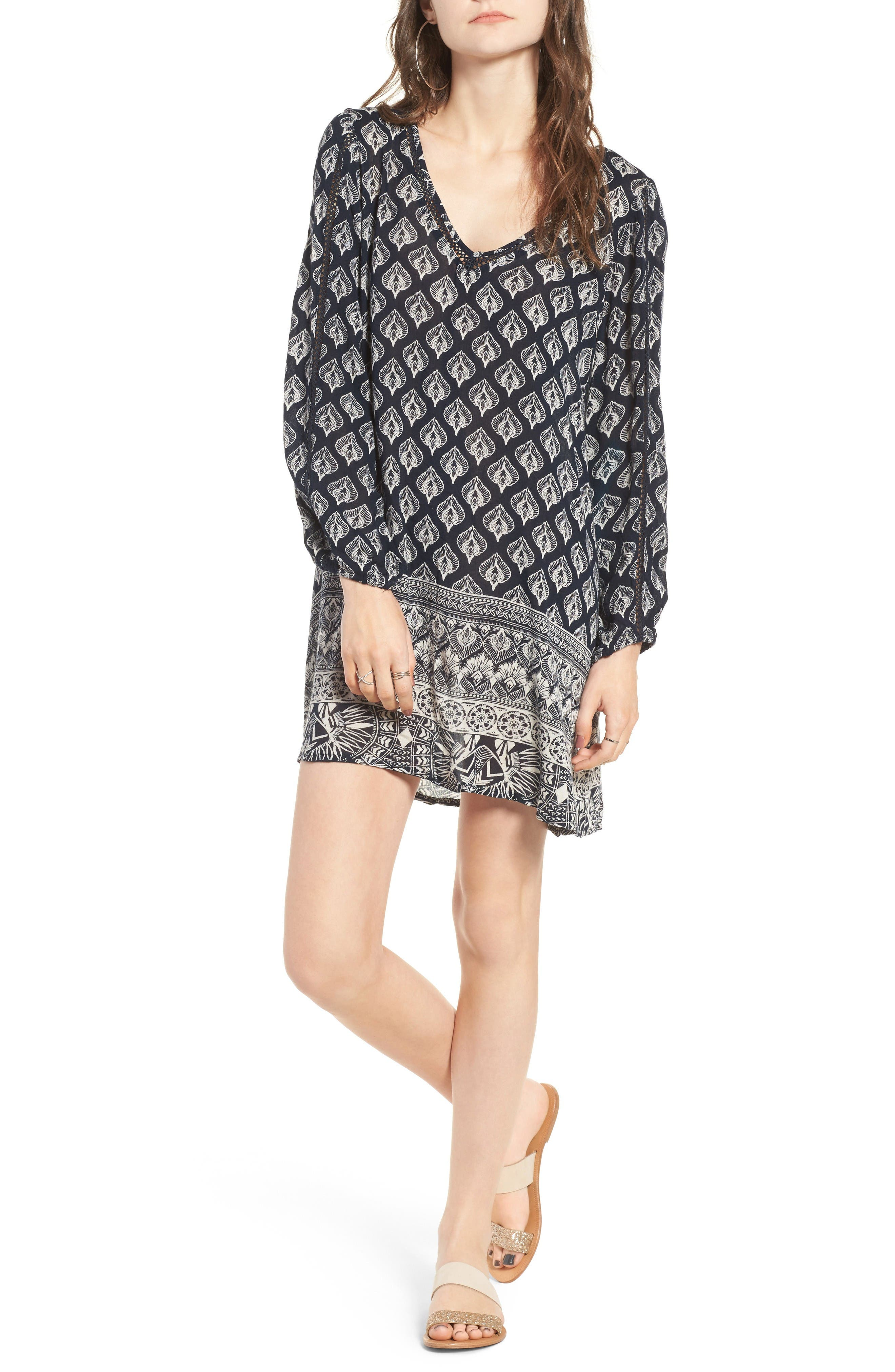 Roxy Havana Print Dress