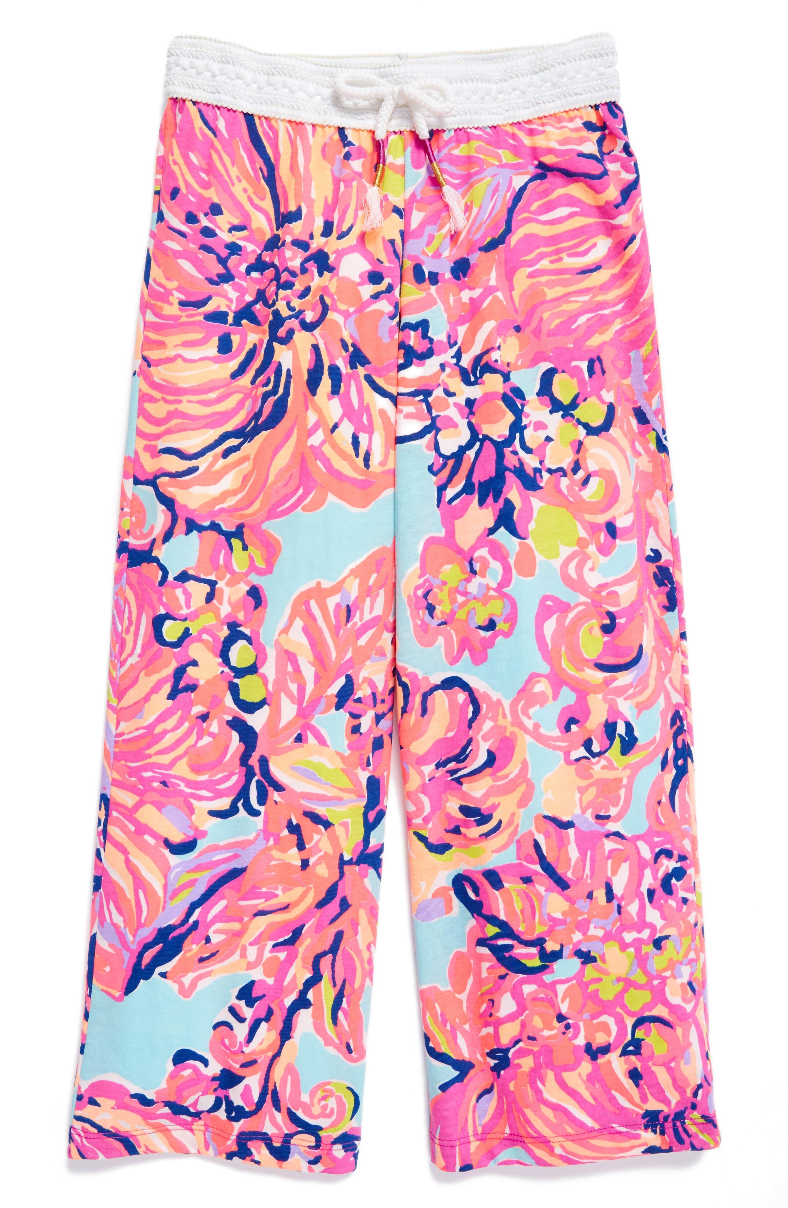 Lilly Pulitzer® Beach Pants (Toddler Girls, Little Girls & Big Girls)