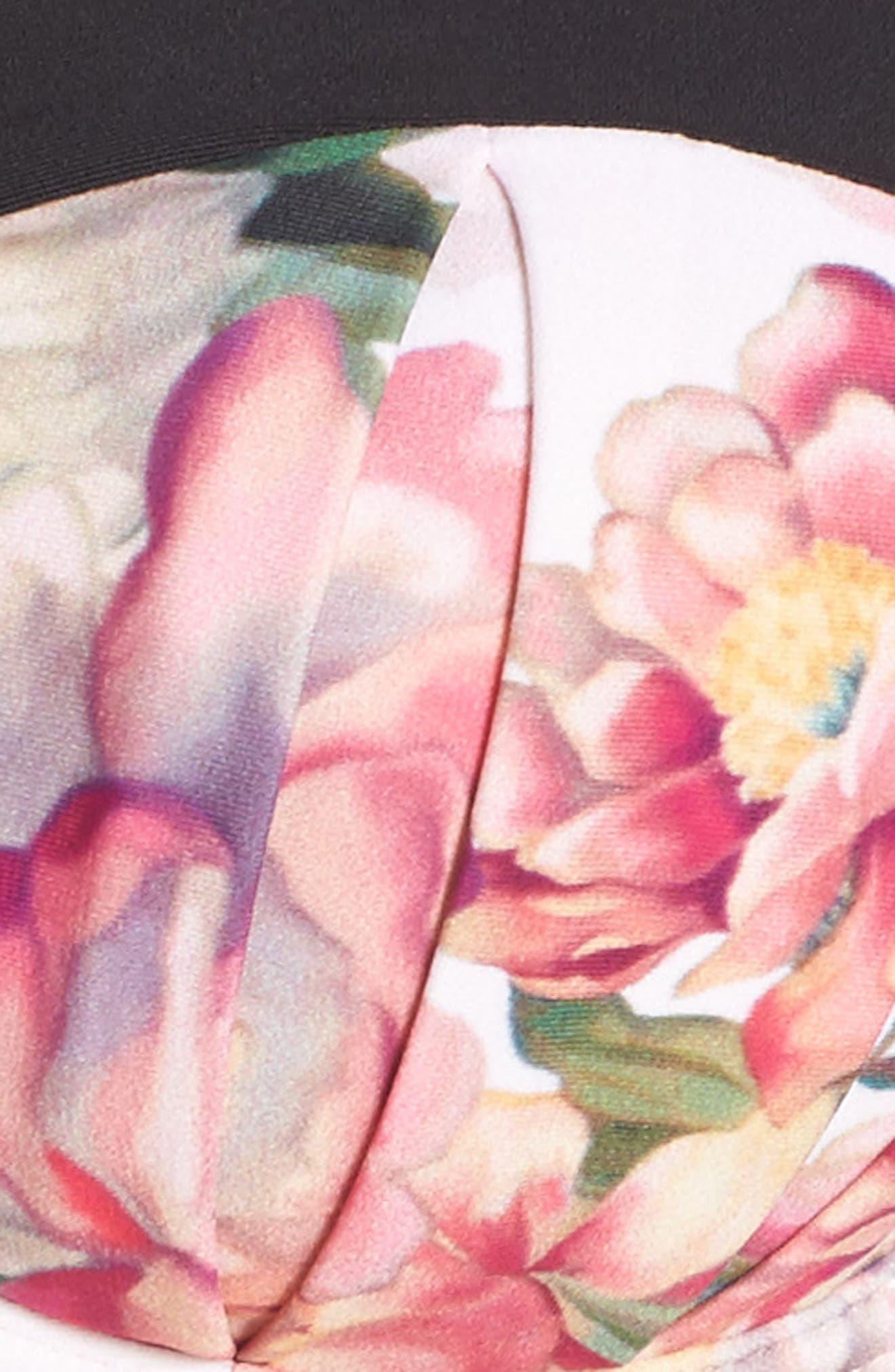 Alternate Image 5  - Ted Baker London Strapless Bikini Top