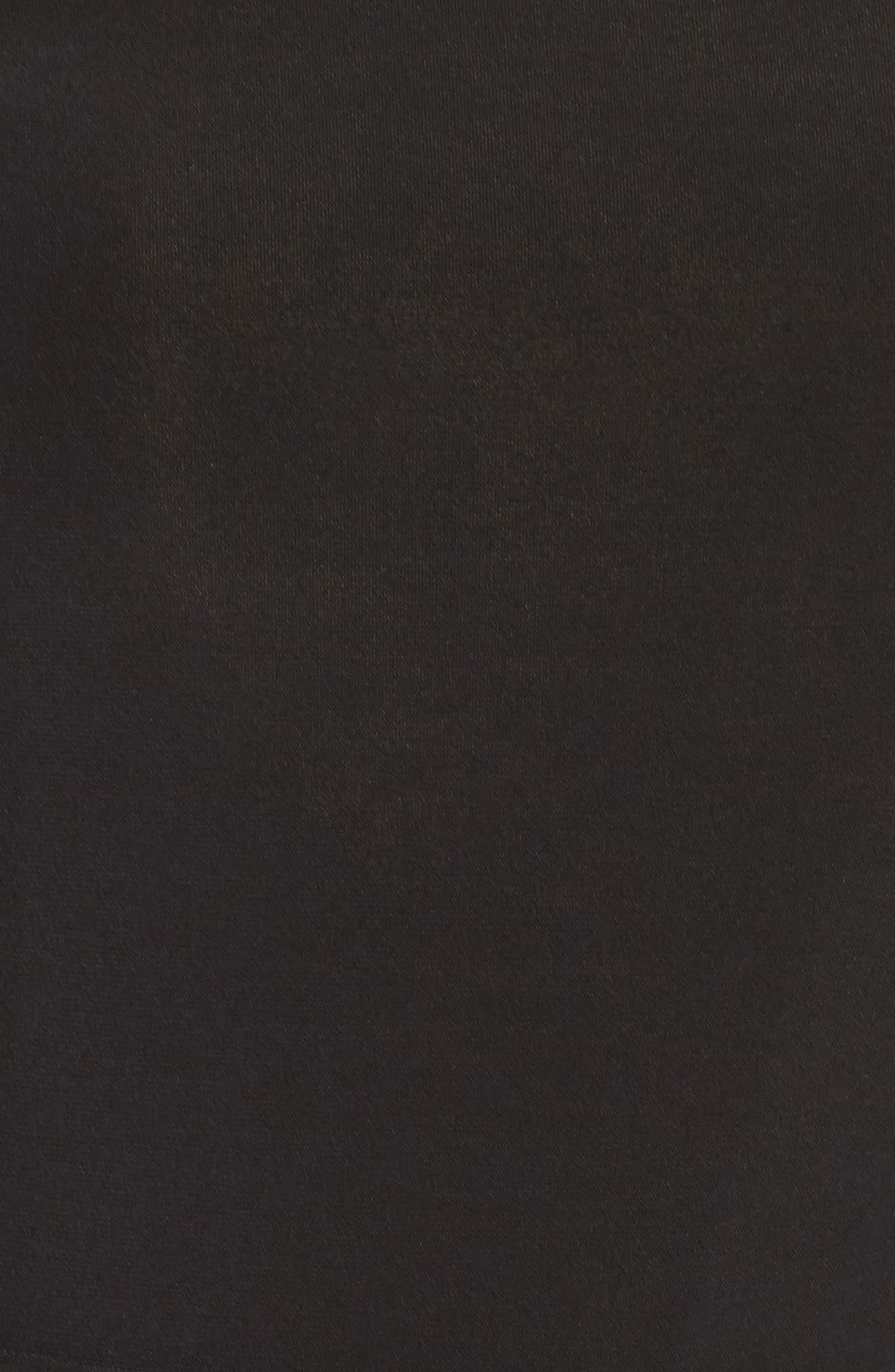 Alternate Image 5  - Eliza J Off the Shoulder Jersey Jumpsuit (Regular & Petite)