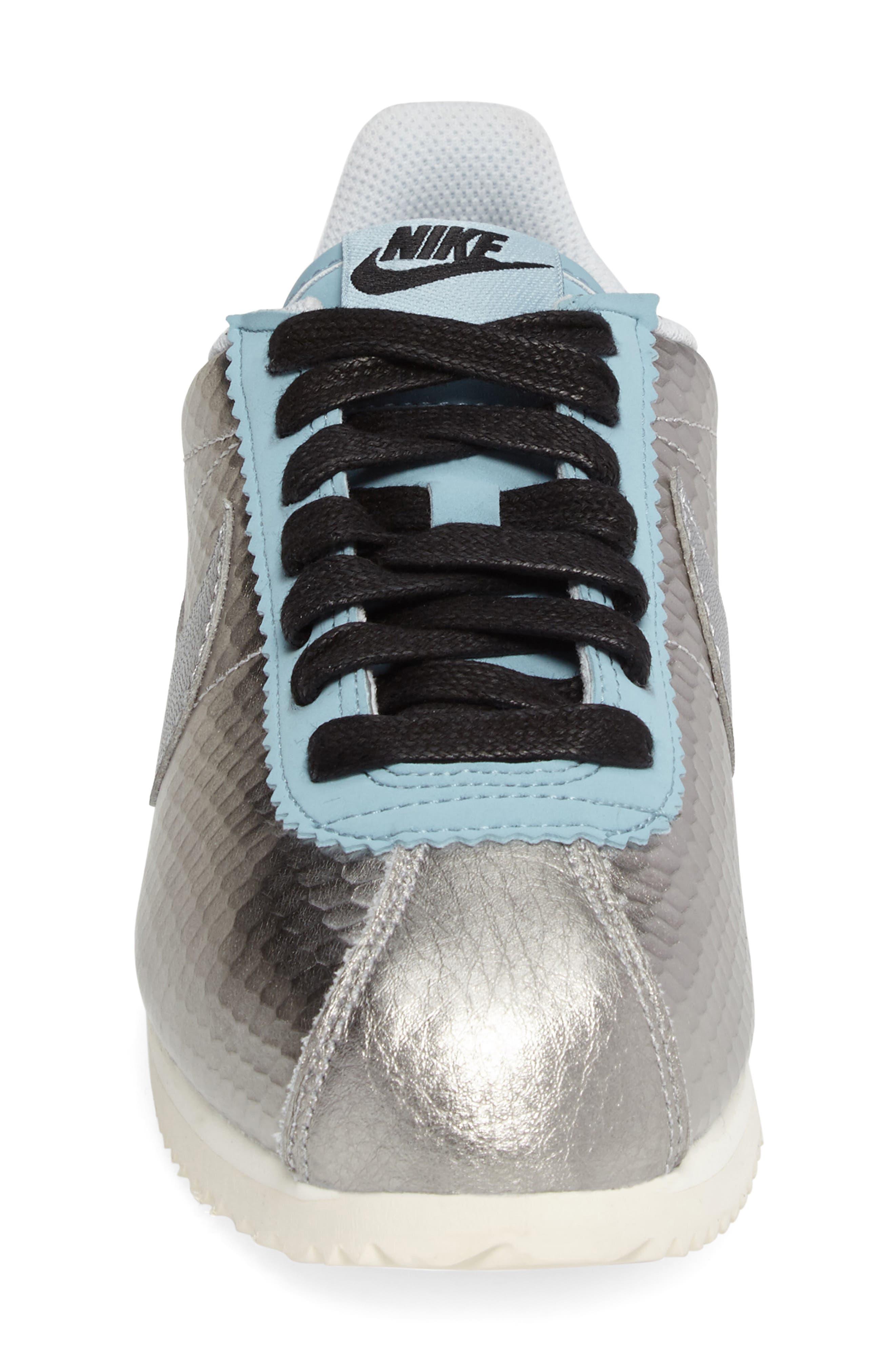 Alternate Image 4  - Nike Classic Cortez Sneaker (Women)