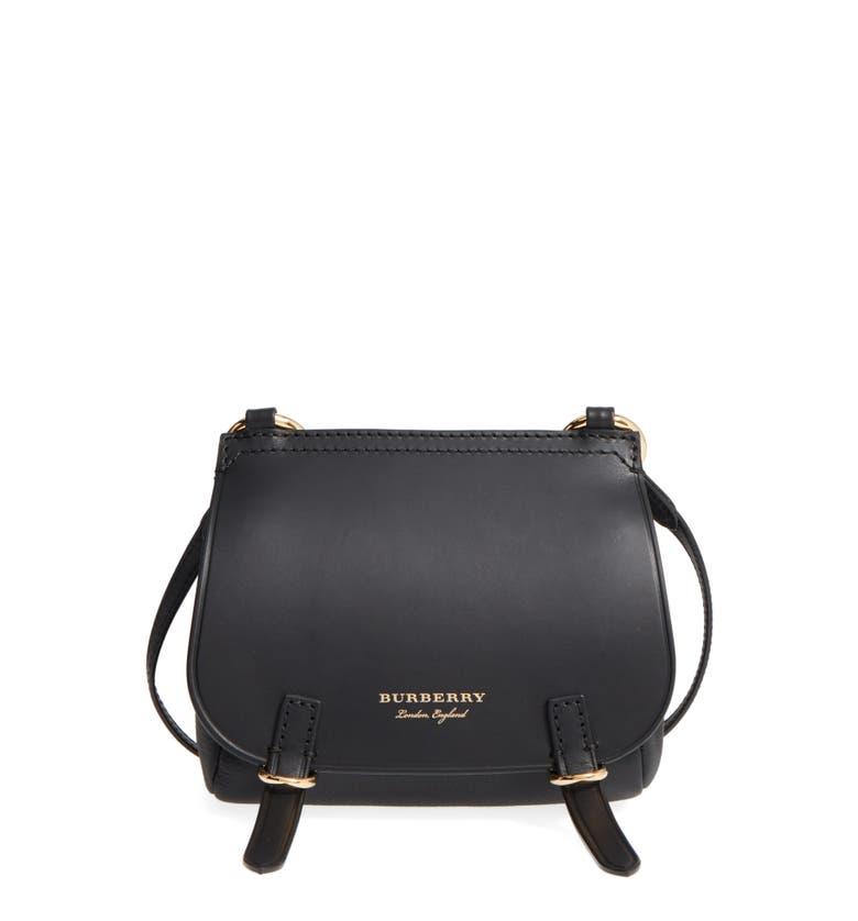 Burberry Bridle Leather Shoulder Bag Nordstrom