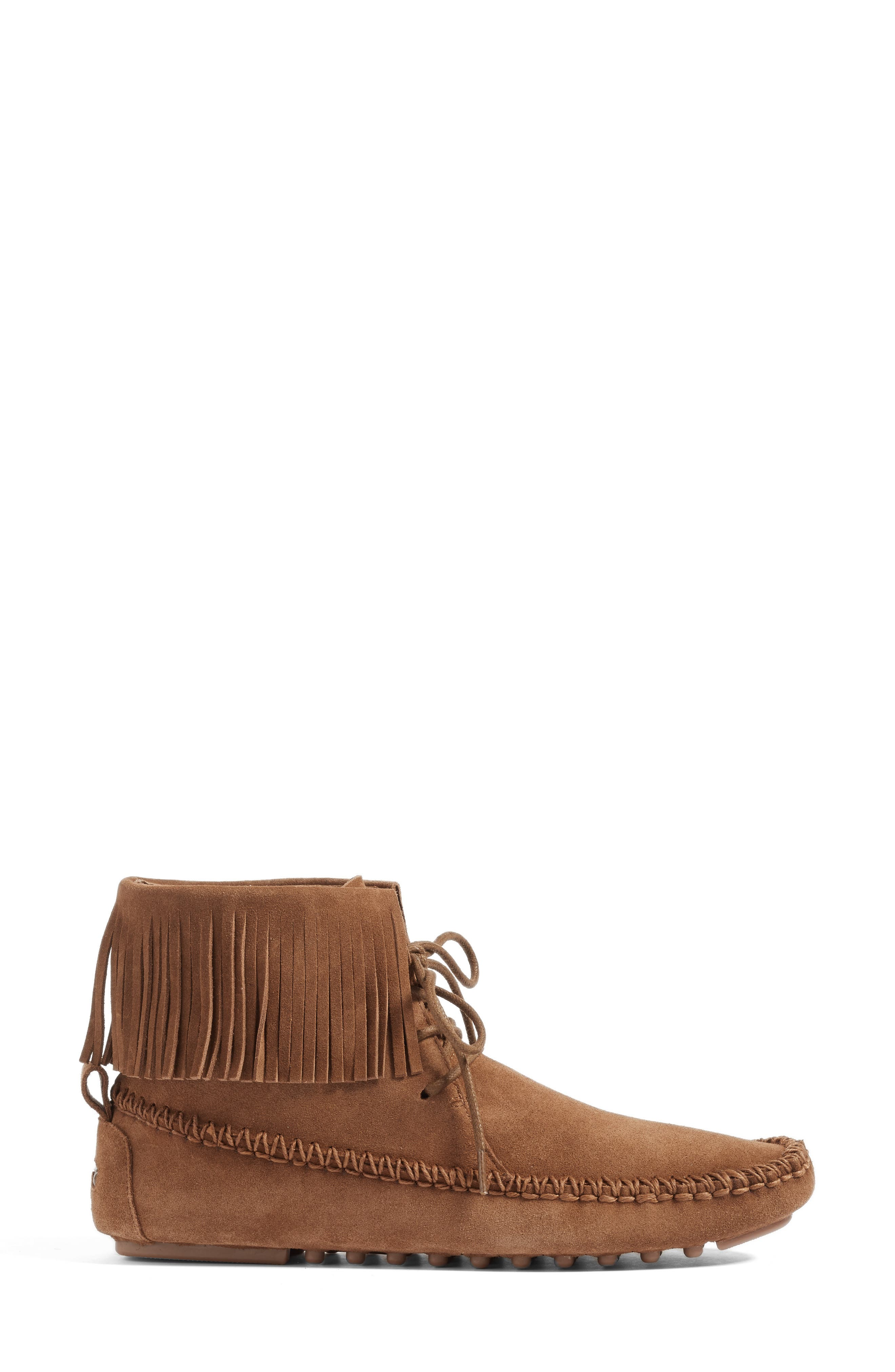 Alternate Image 4  - Tory Burch Sonoma Moccasin Bootie (Women)