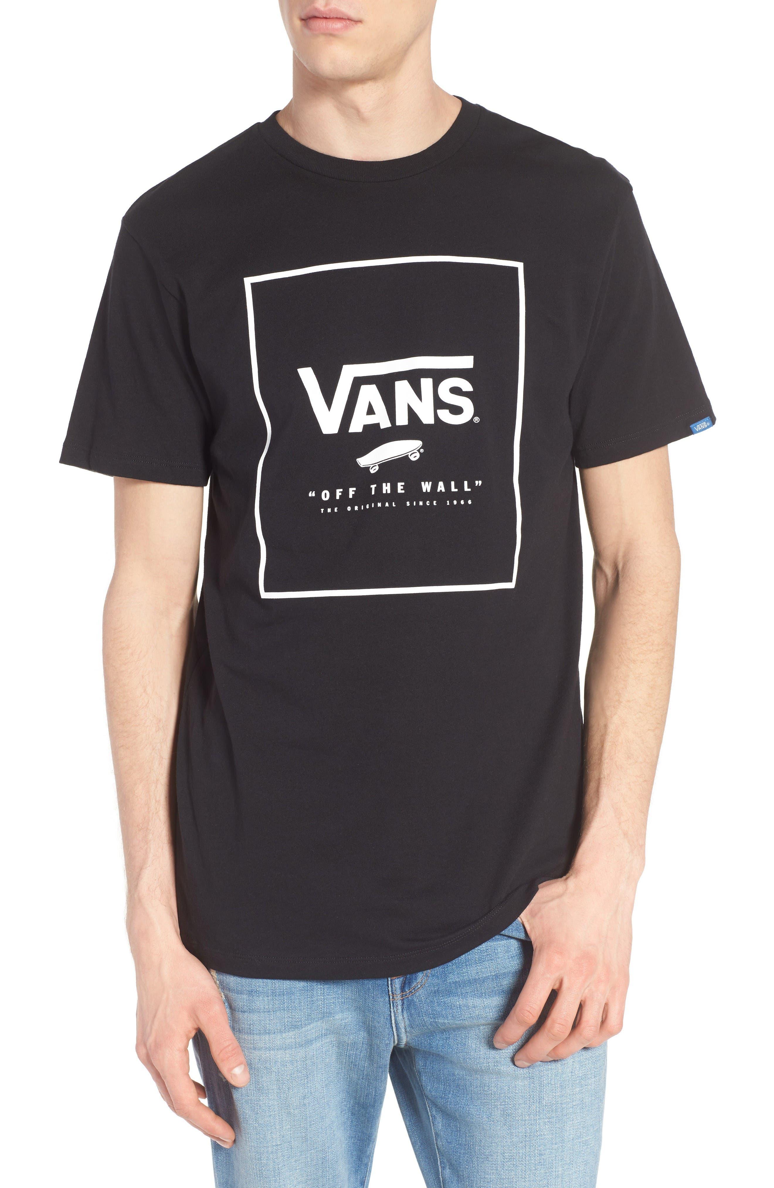 Vans Box Graphic T-Shirt