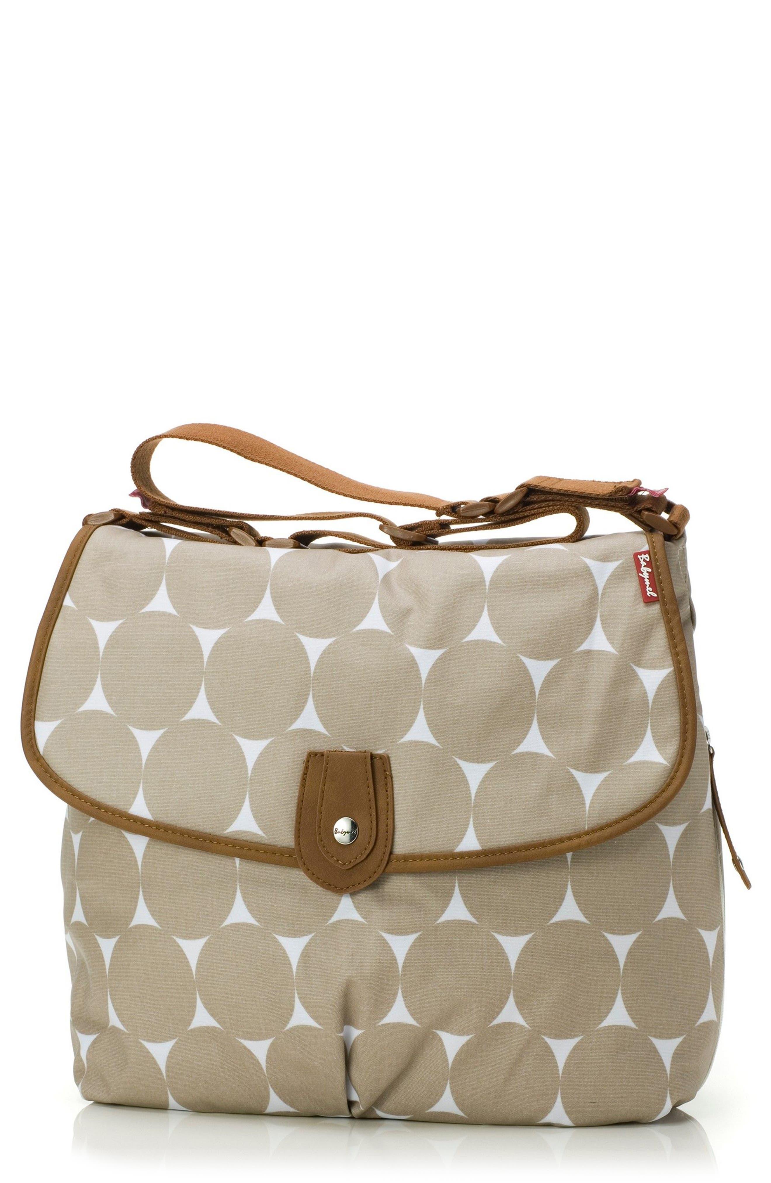 Babymel 'Satchel' Diaper Bag