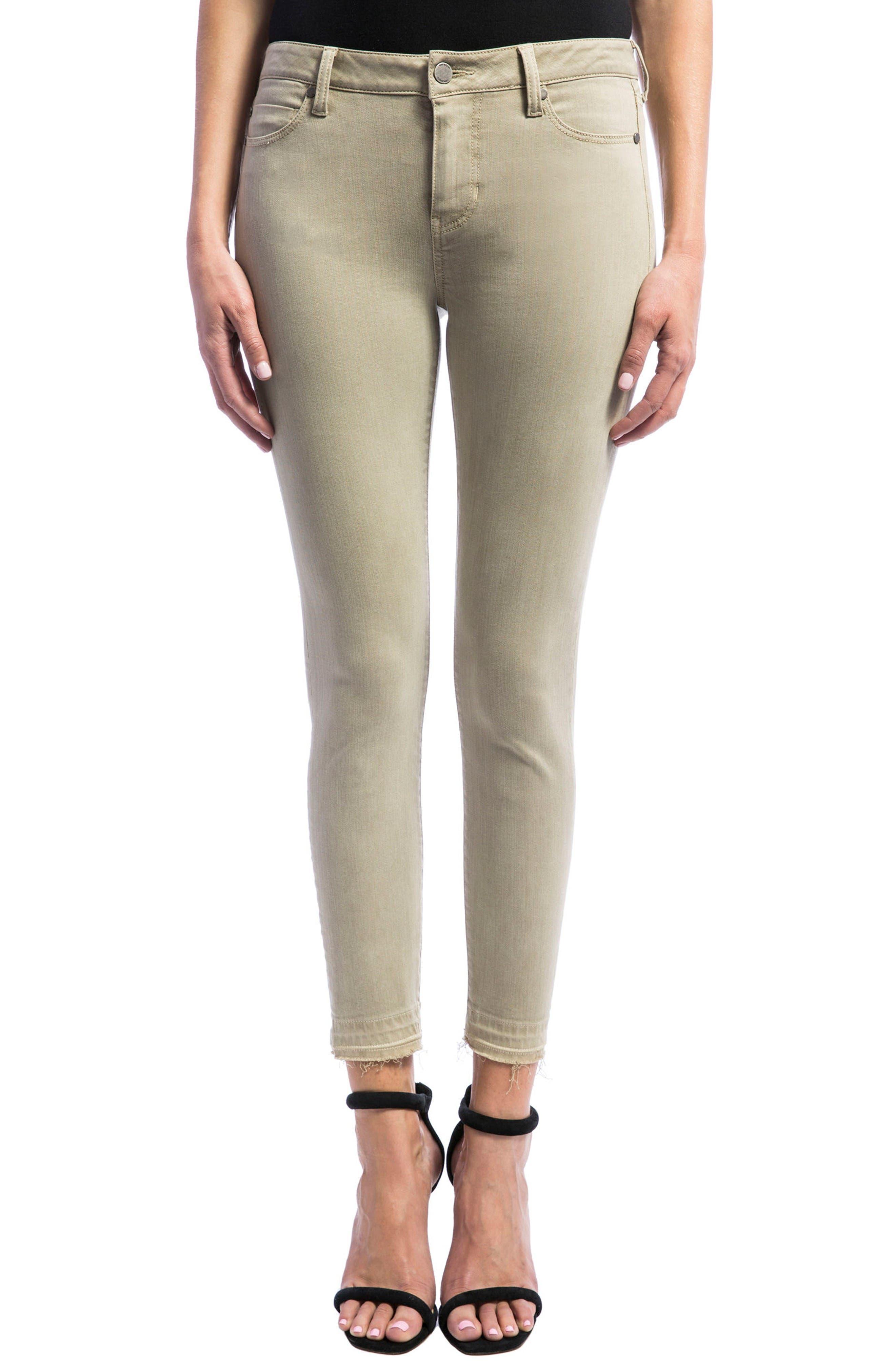 Liverpool Jeans Company Release Hem Skinny Pants