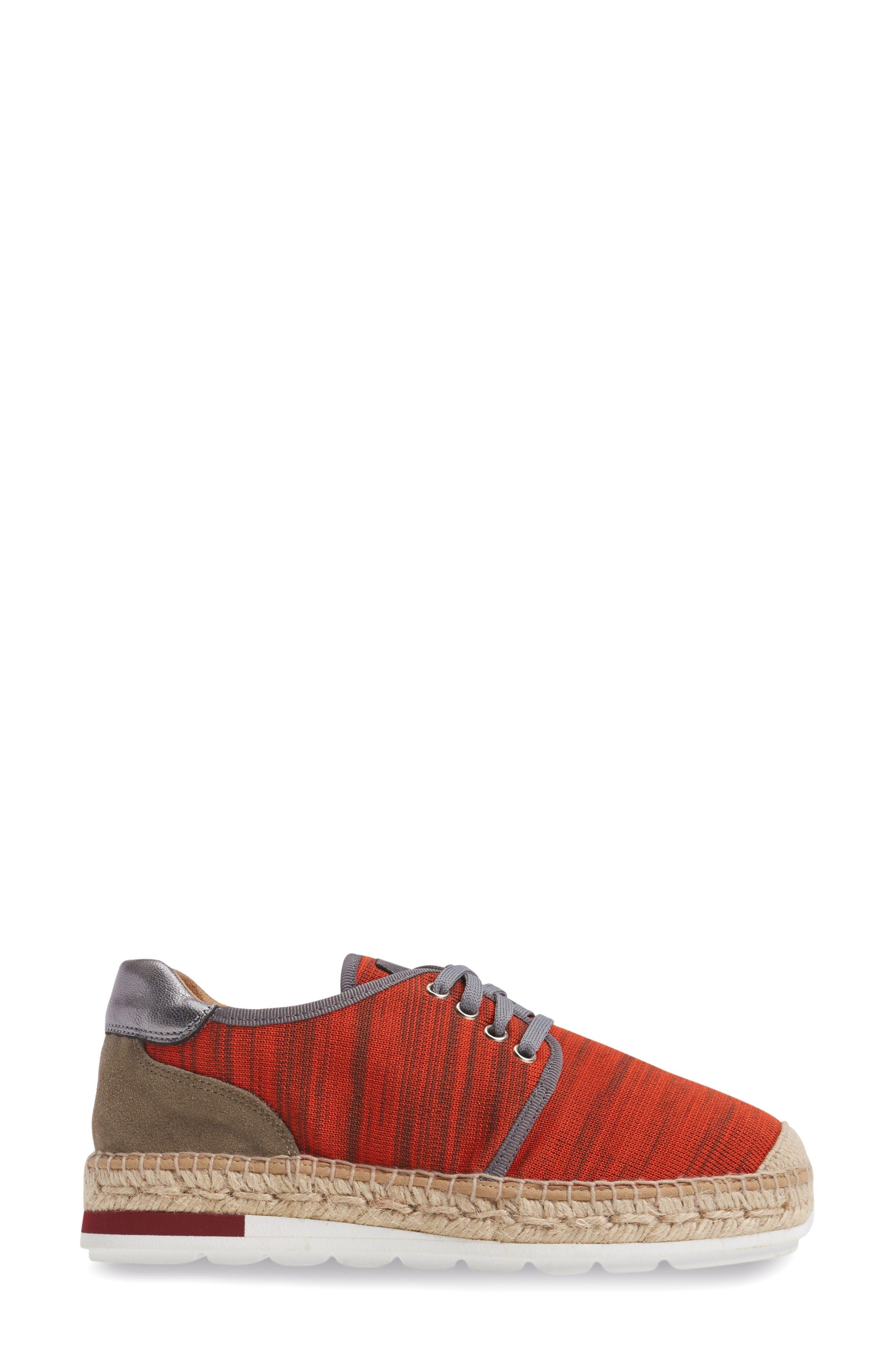 Alternate Image 3  - Bettye Muller Newport Mesh Espadrille Sneaker (Women)