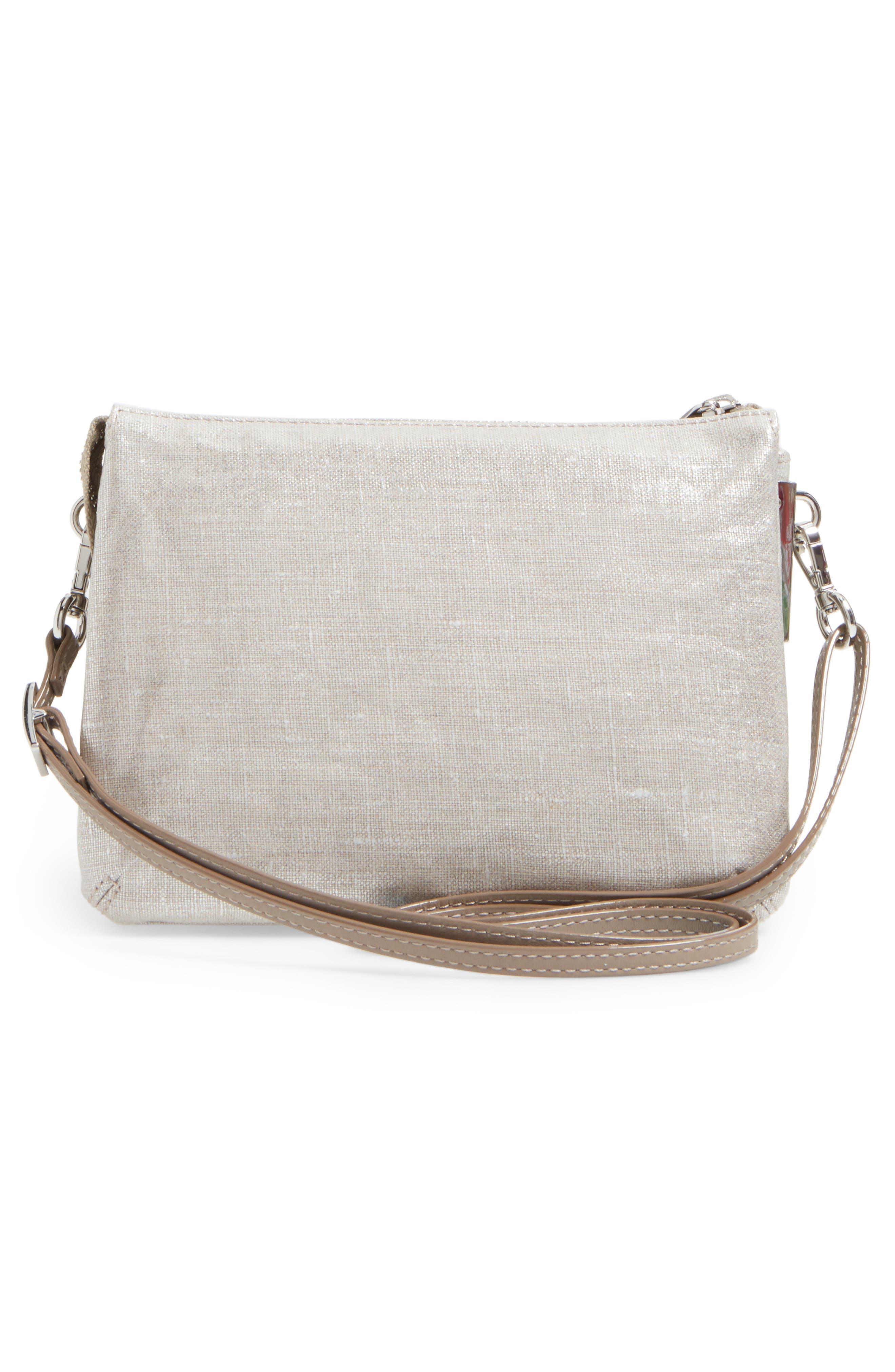 Alternate Image 3  - MZ Wallace 'Pippa' Bedford Nylon Crossbody Bag