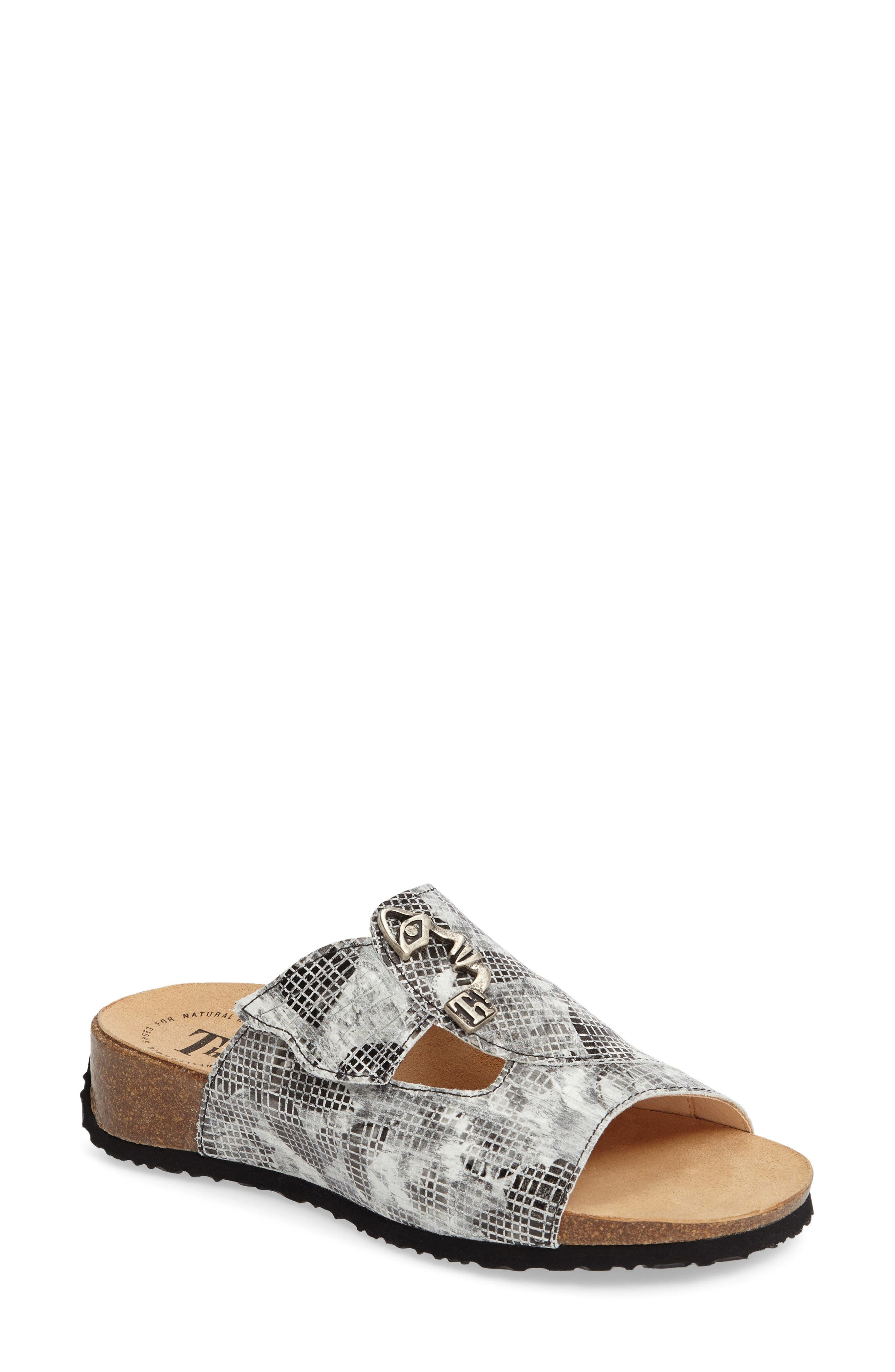 Think! 'Mizzi with Face' Sandal