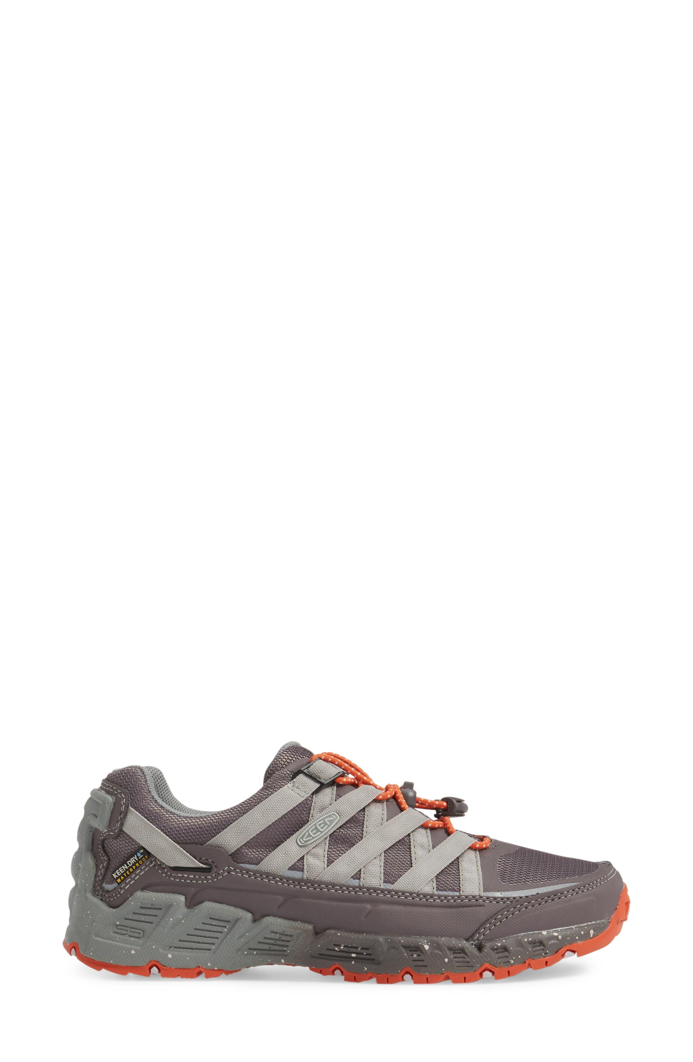 Alternate Image 3  - Keen 'Versatrail' Waterproof Hiking Shoe (Women)