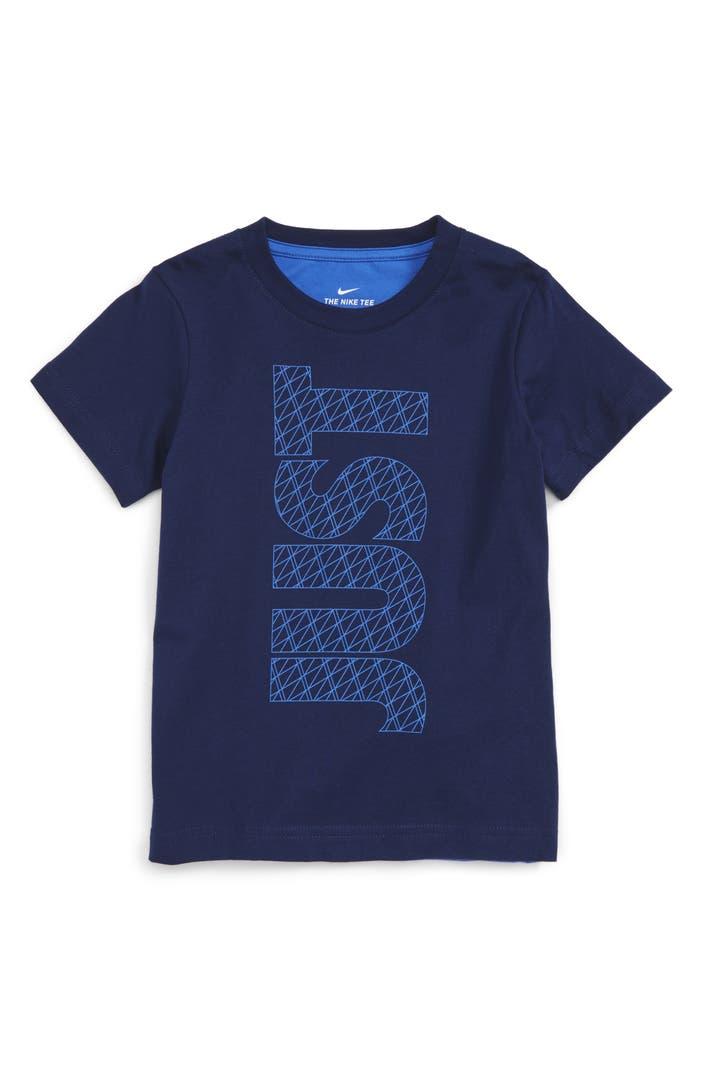 Nike Just Do It T Shirt Toddler Boys Little Boys