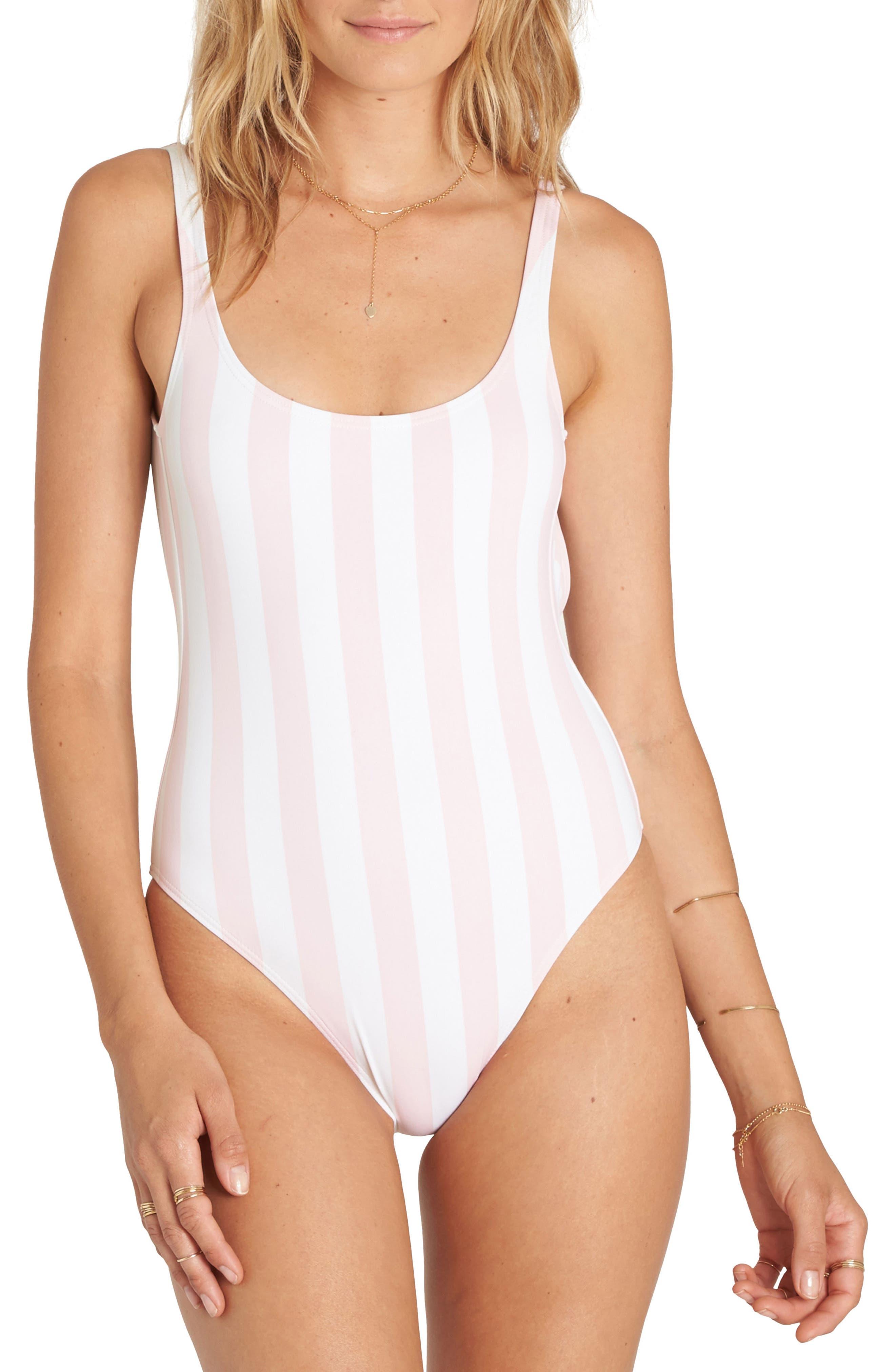 Billabong No Worries One-Piece Swimsuit