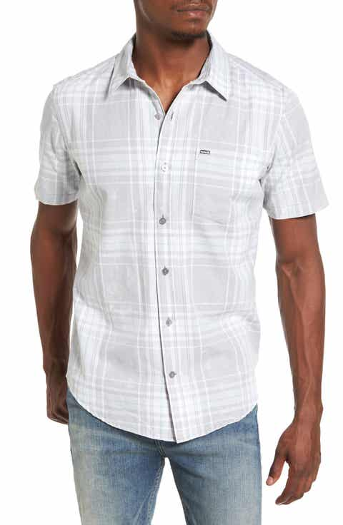 Hurley Archer Plaid Shirt