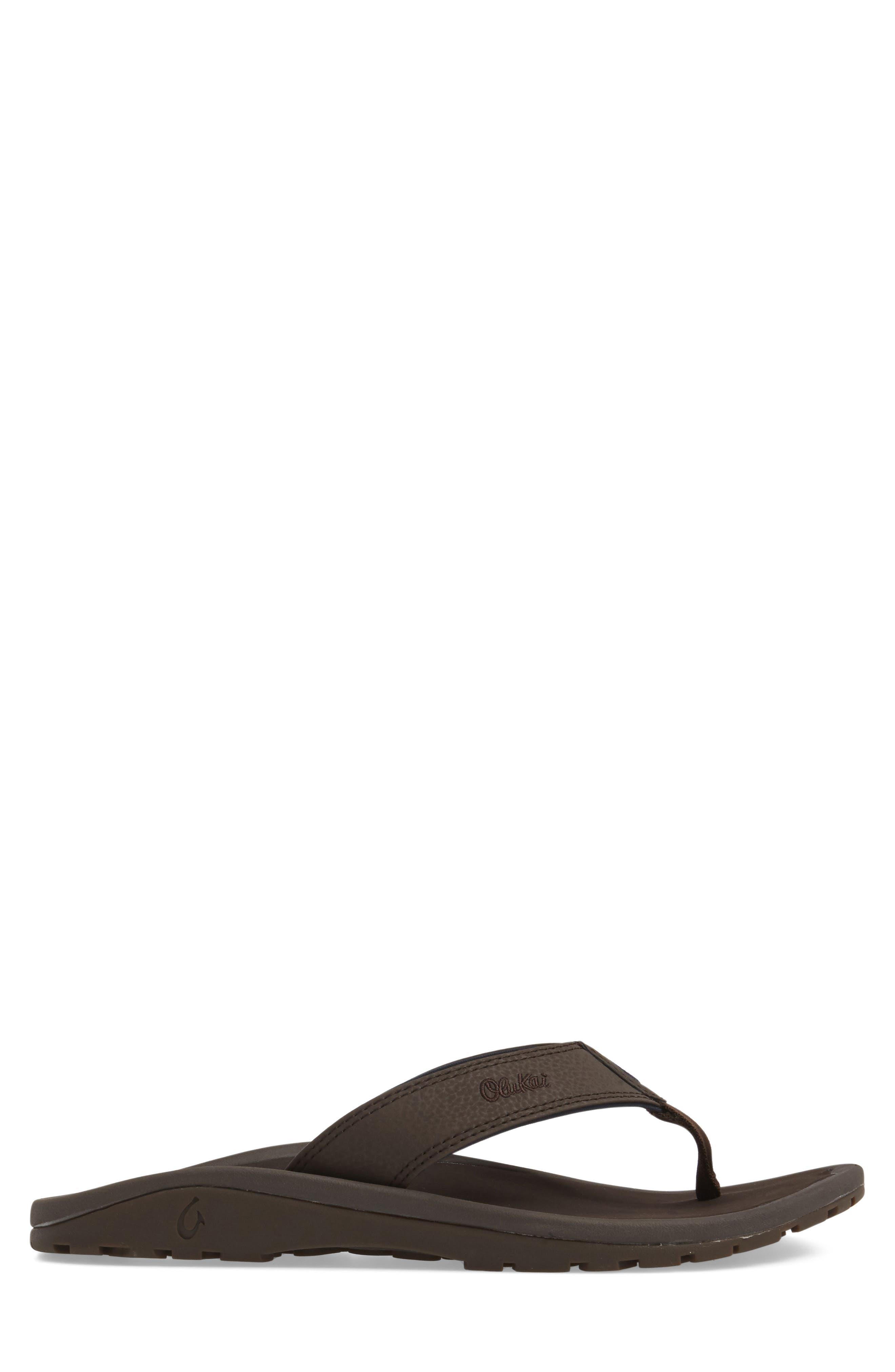 Alternate Image 3  - OluKai 'Ohana' Flip Flop (Men)