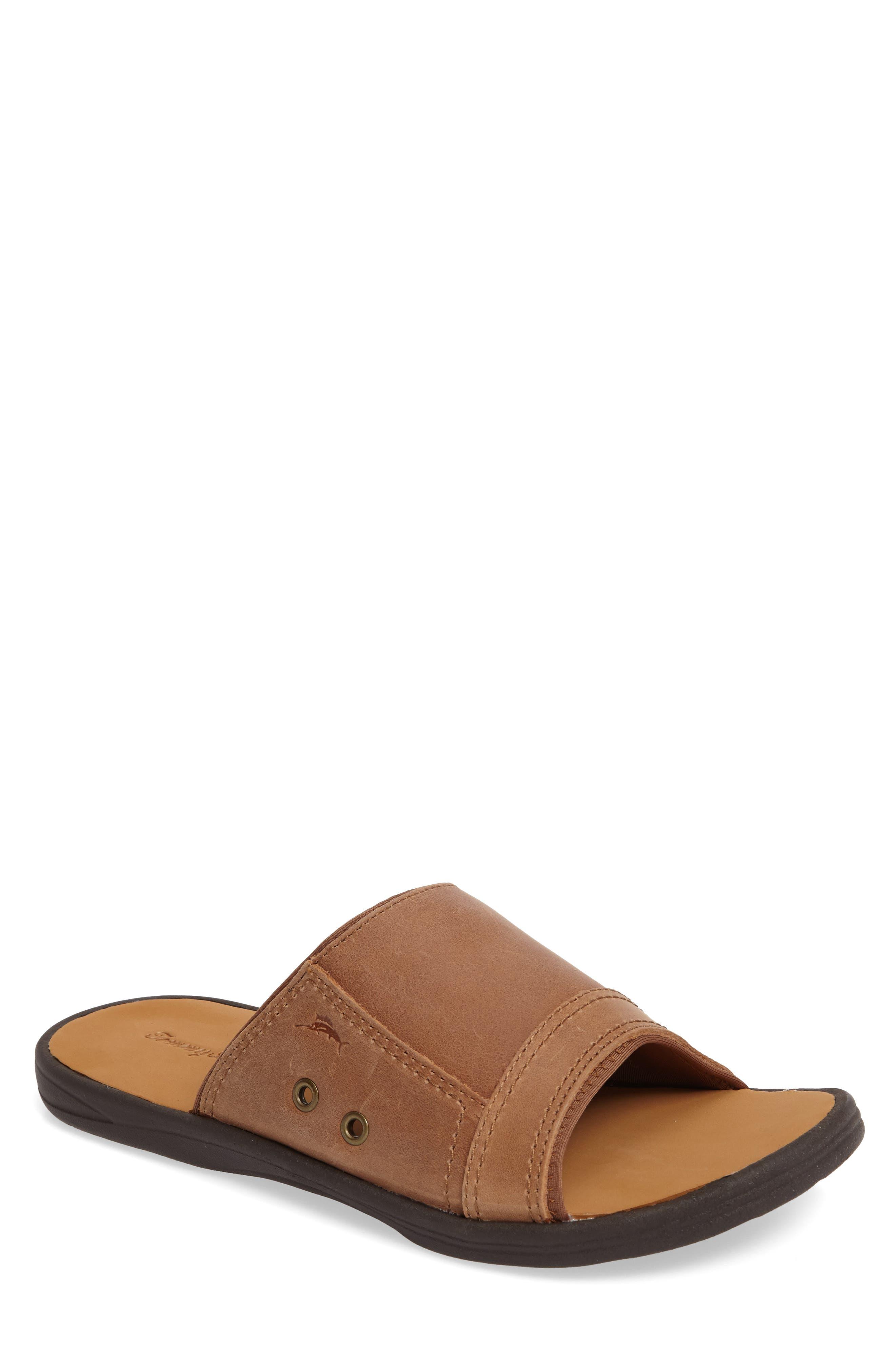 Tommy Bahama Seawell Slide Sandal (Men)
