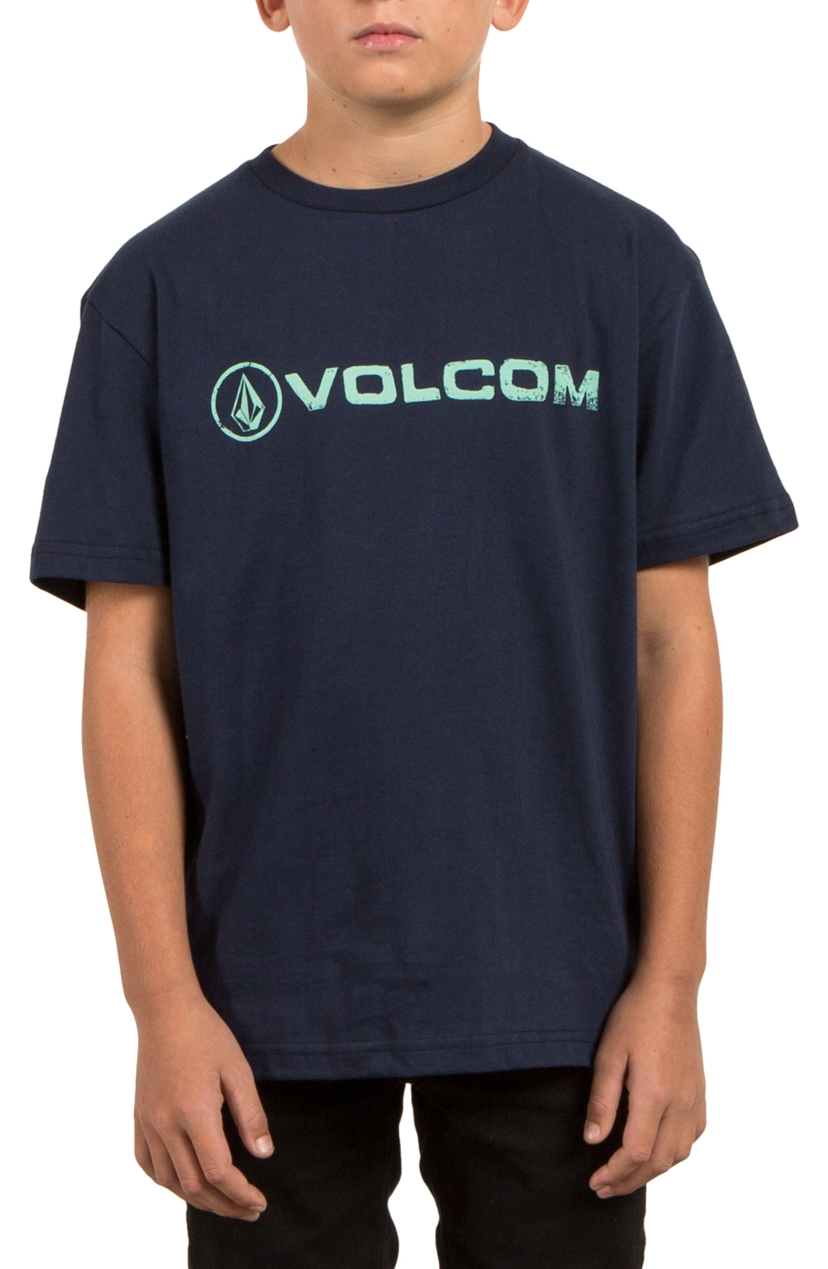Volcom Lino Euro Graphic T-Shirt (Big Boys)