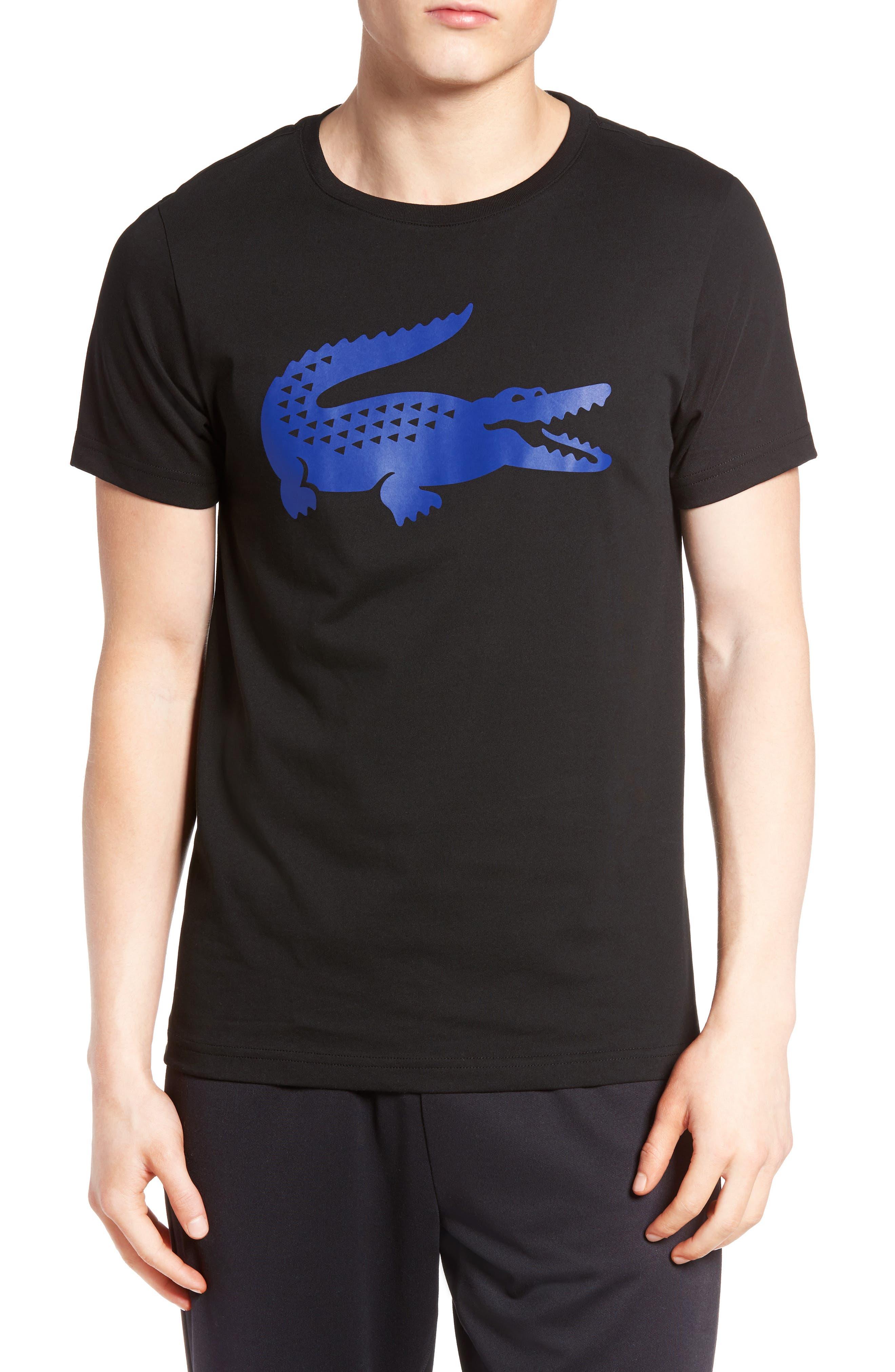 Lacoste Sport Croc Graphic T-Shirt