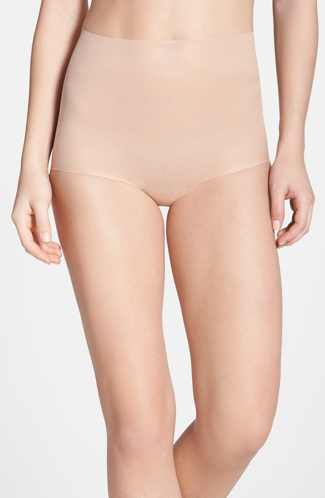 Commando 'Featherlight Control' High Waist Briefs