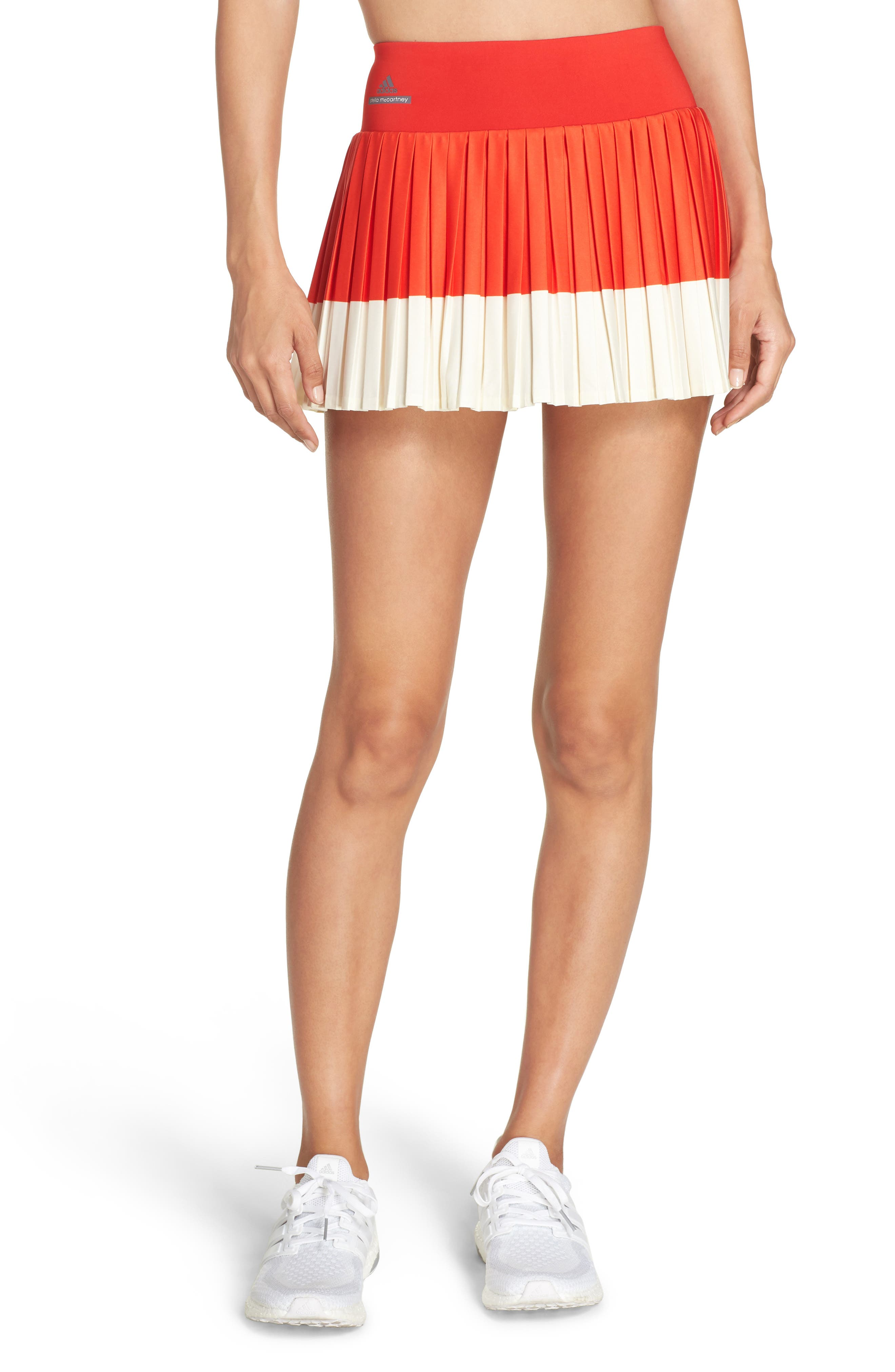adidas by Stella McCartney Colorblock Tennis Skirt
