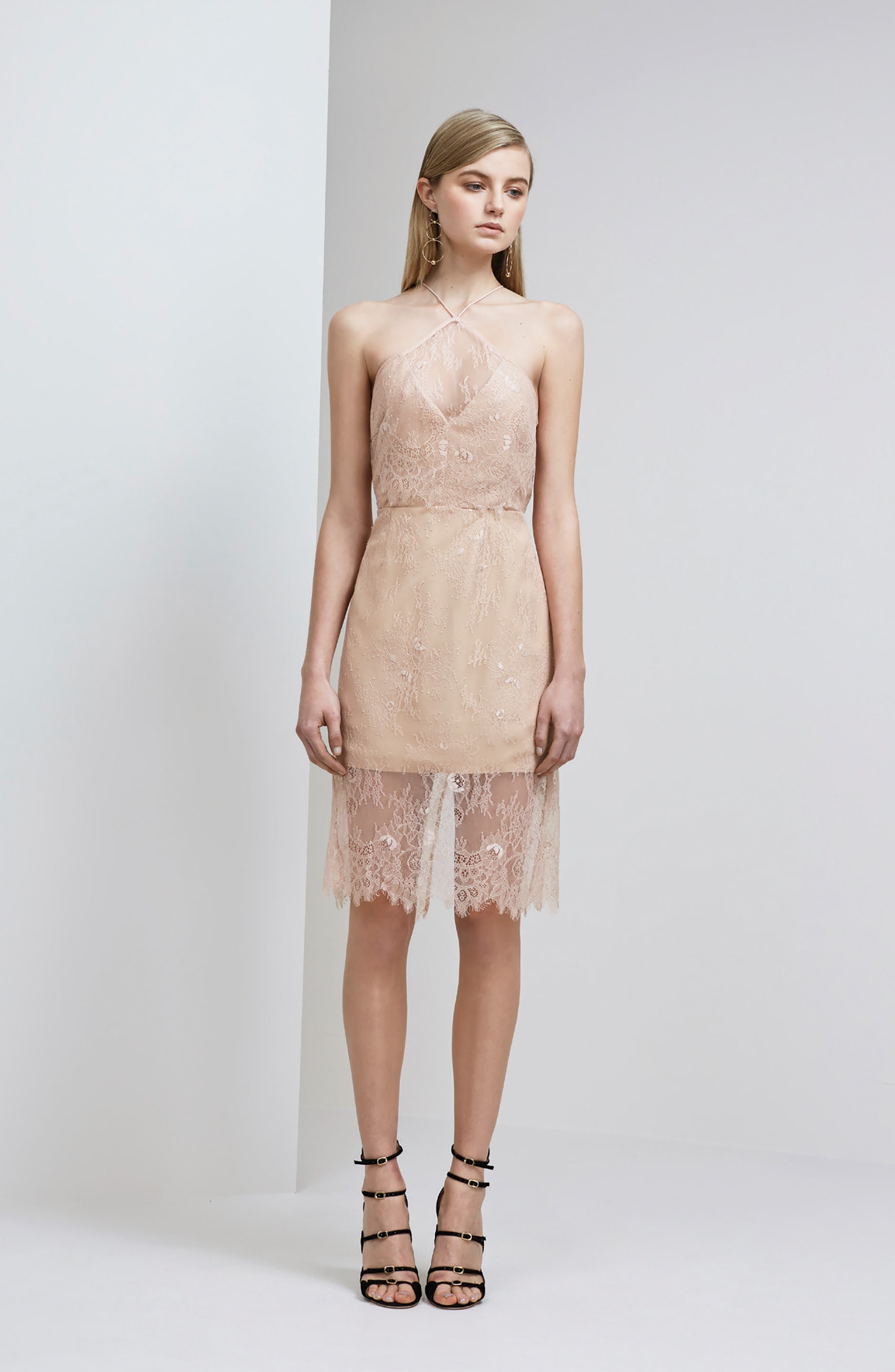 Alternate Image 2  - Keepsake the Label Great Love Lace Dress