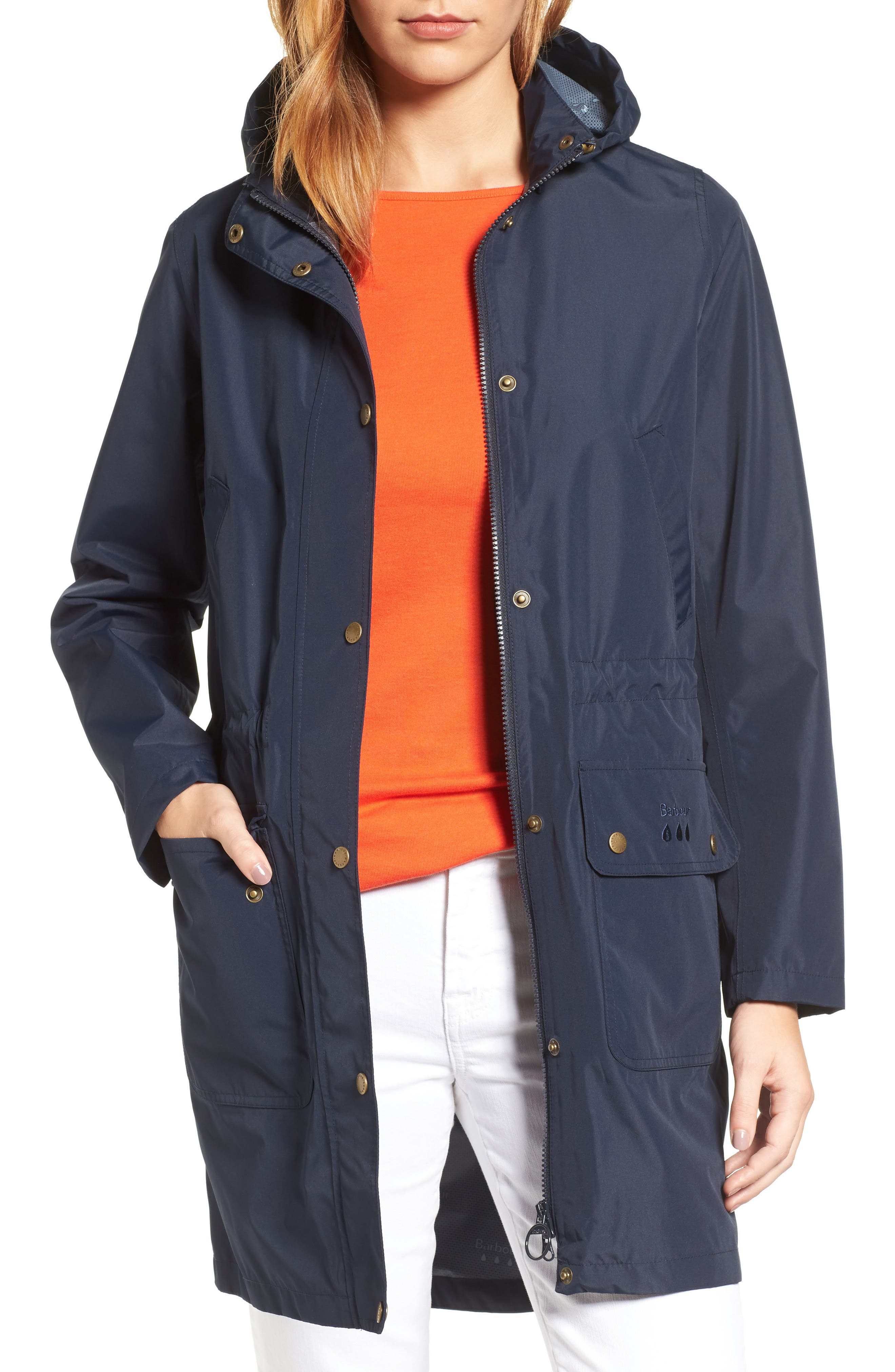 Barbour Katabatic Waterproof Rain Jacket