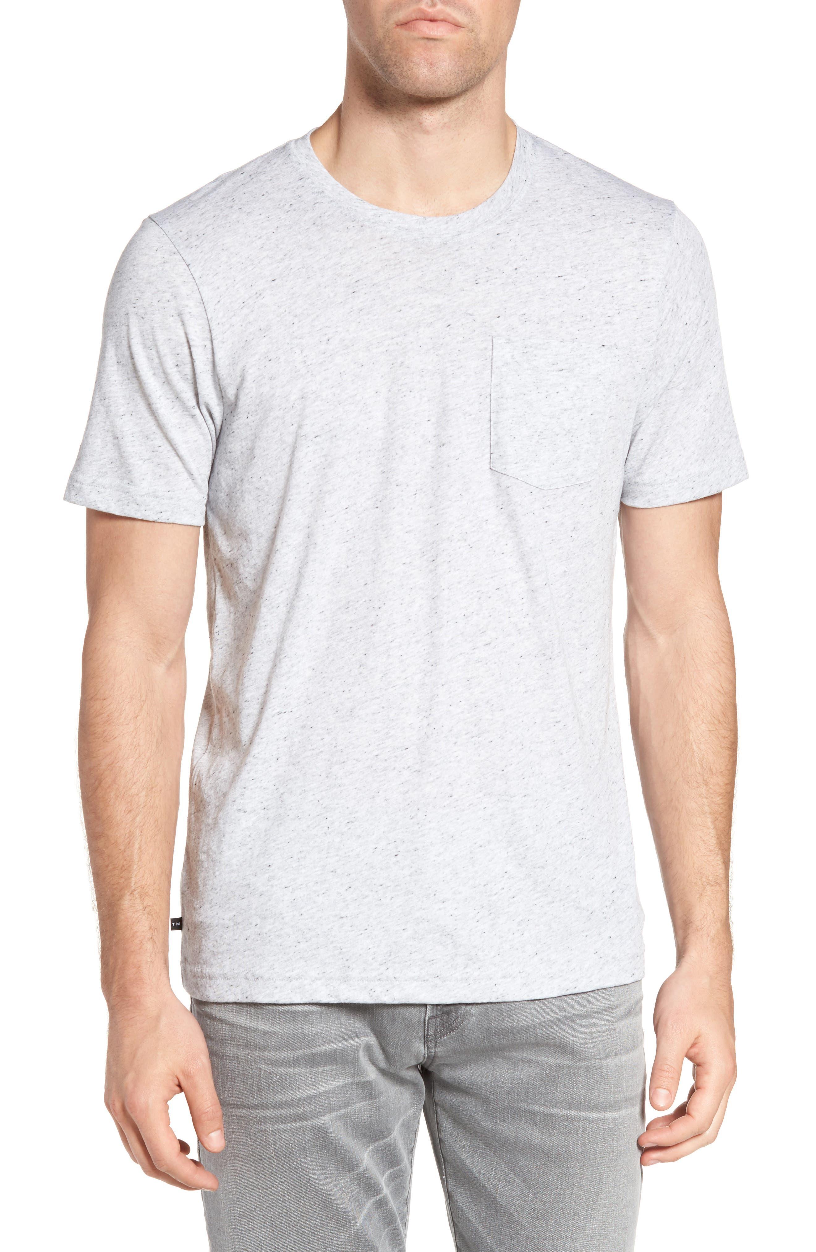 Travis Mathew Spence Pocket T-Shirt