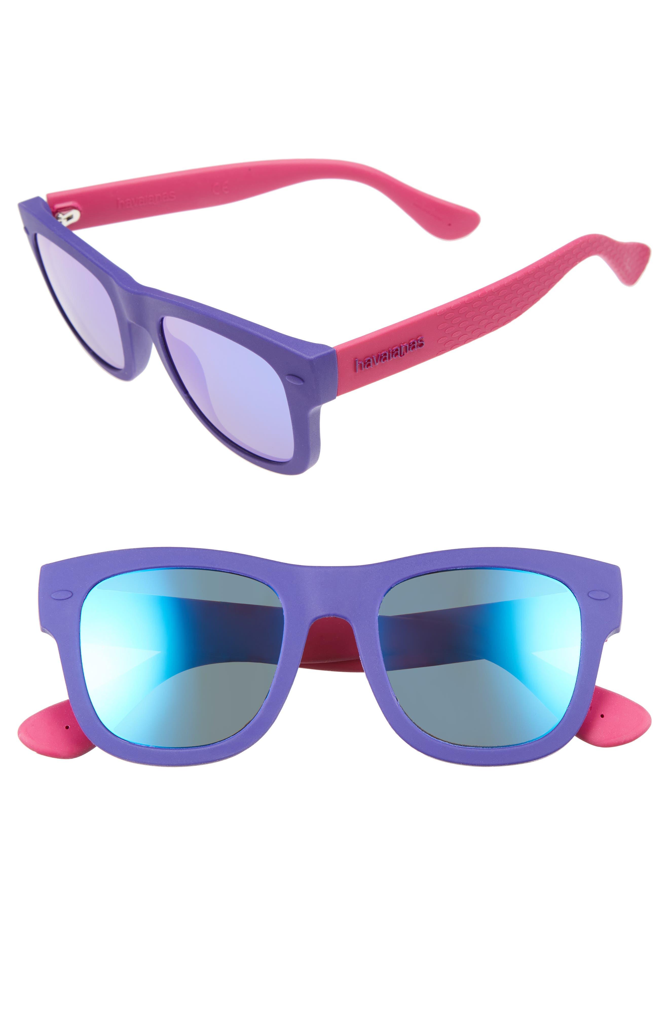 Havaianas Paraty 50mm Retro Sunglasses
