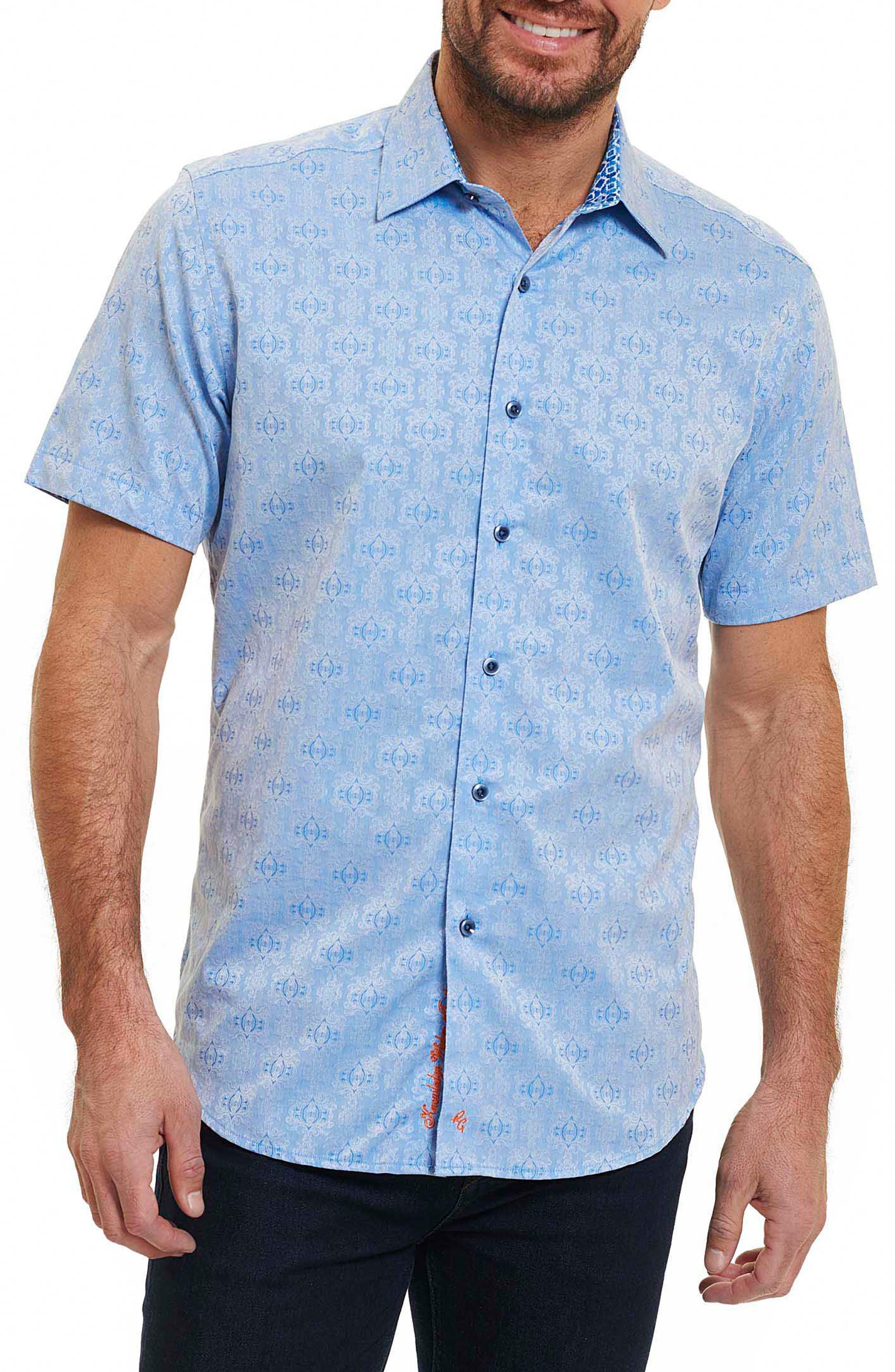 Robert Graham Cullen Regular Fit Sport Shirt