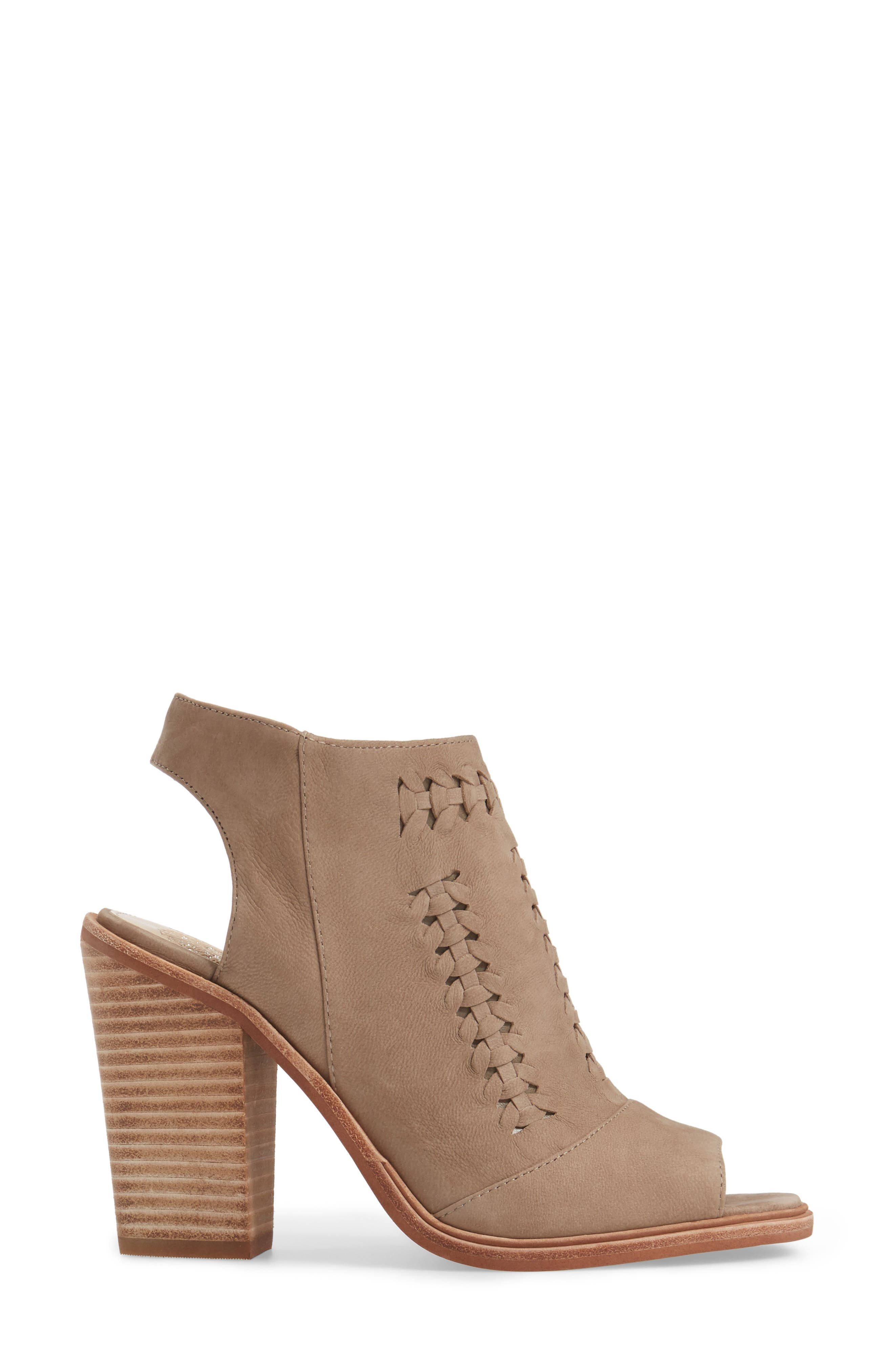 Alternate Image 3  - Vince Camuto Katri Woven Bootie (Women) (Nordstrom Exclusive)