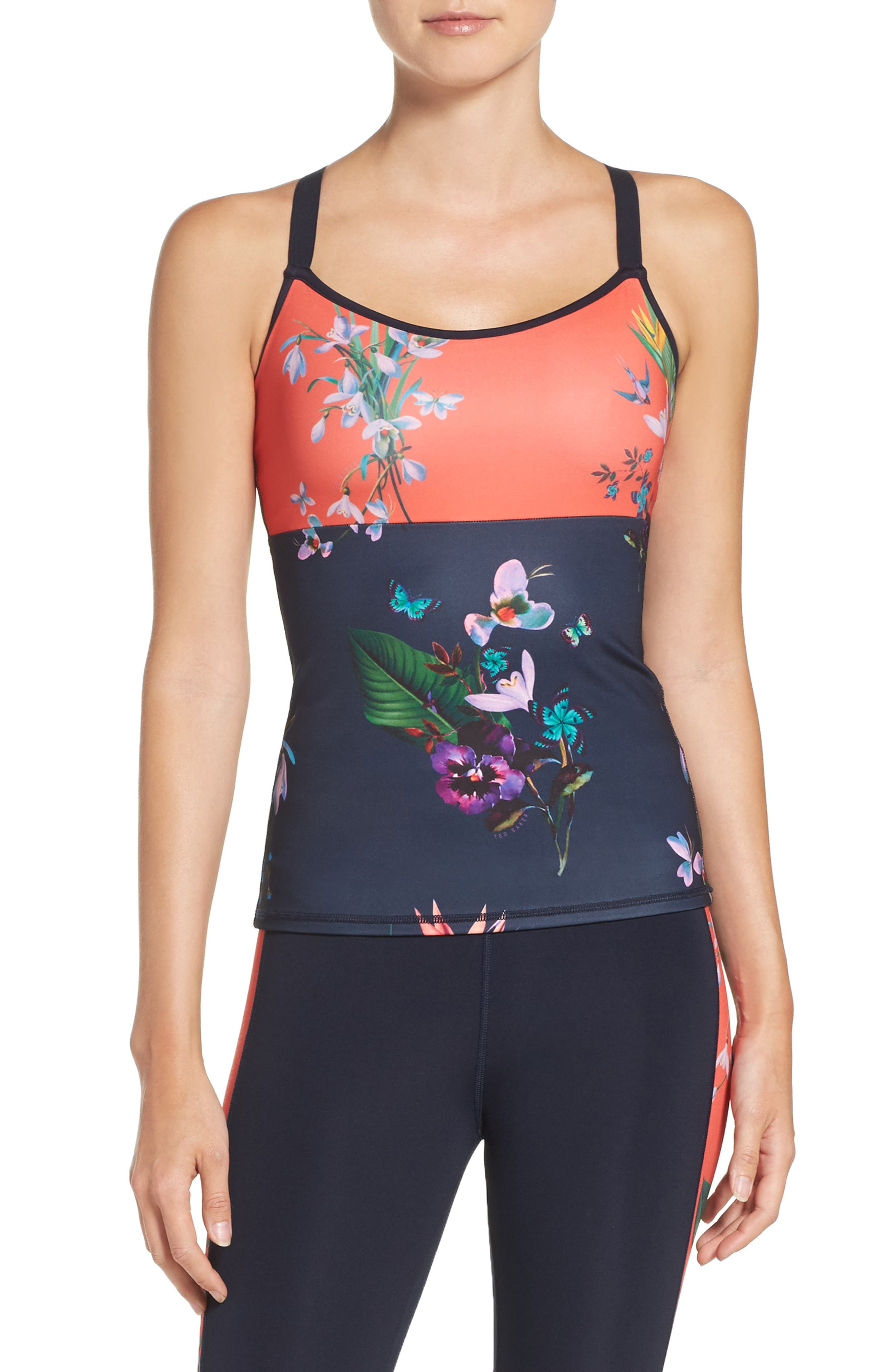 Ted Baker London Tropical Oasis Tank