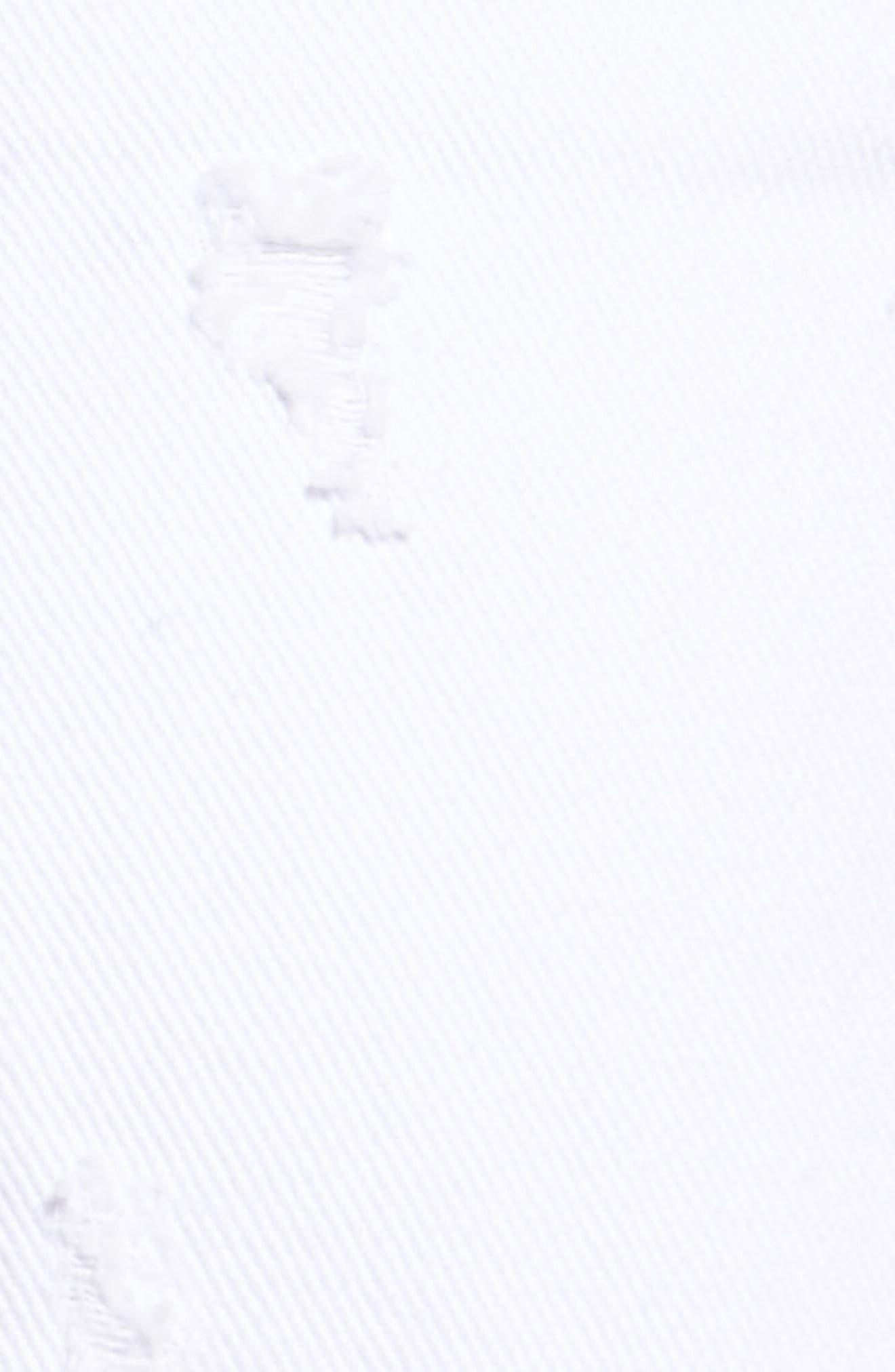 Alternate Image 5  - One Teaspoon Bonita High Waist Denim Shorts