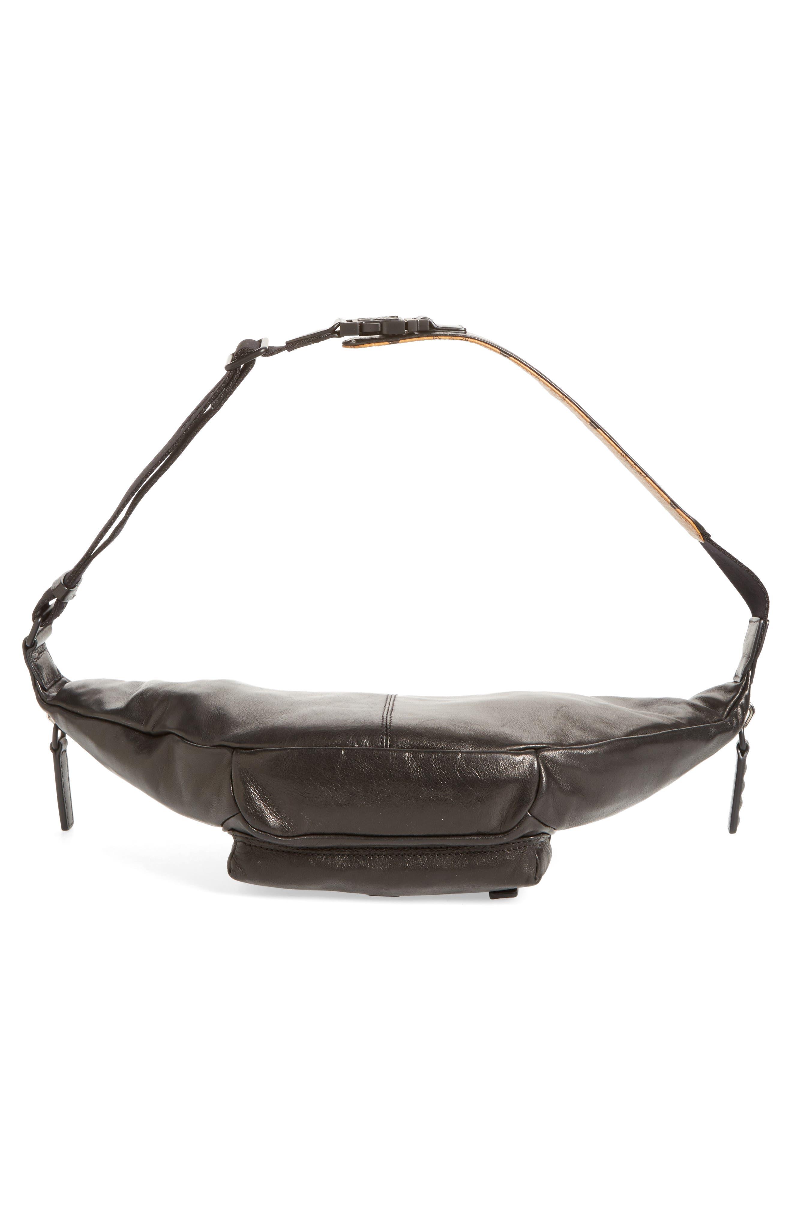 Alternate Image 6  - MCM Leather Waist Bag