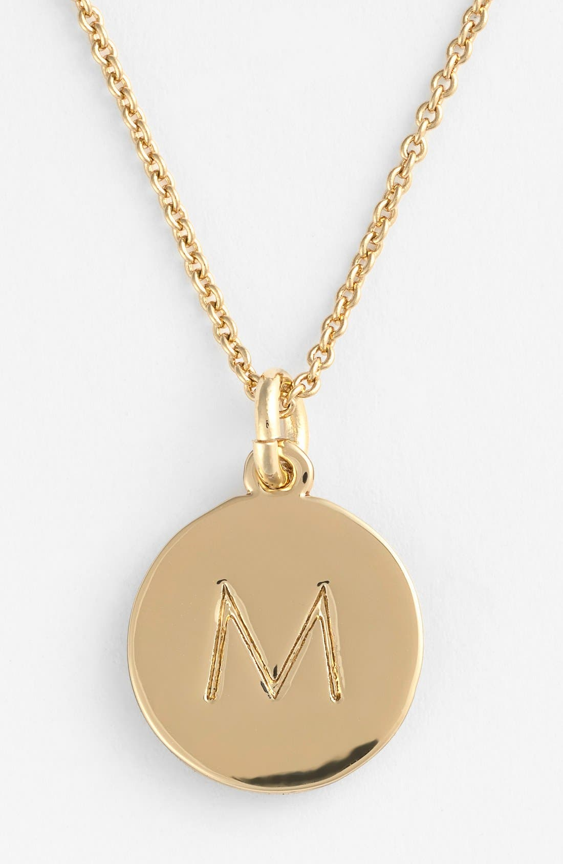 Alternate Image 3  - kate spade new york 'one in a million' initial pendant necklace